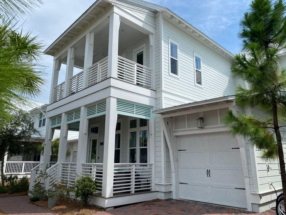 Photo of home for sale at 24 Clipper, Inlet Beach FL