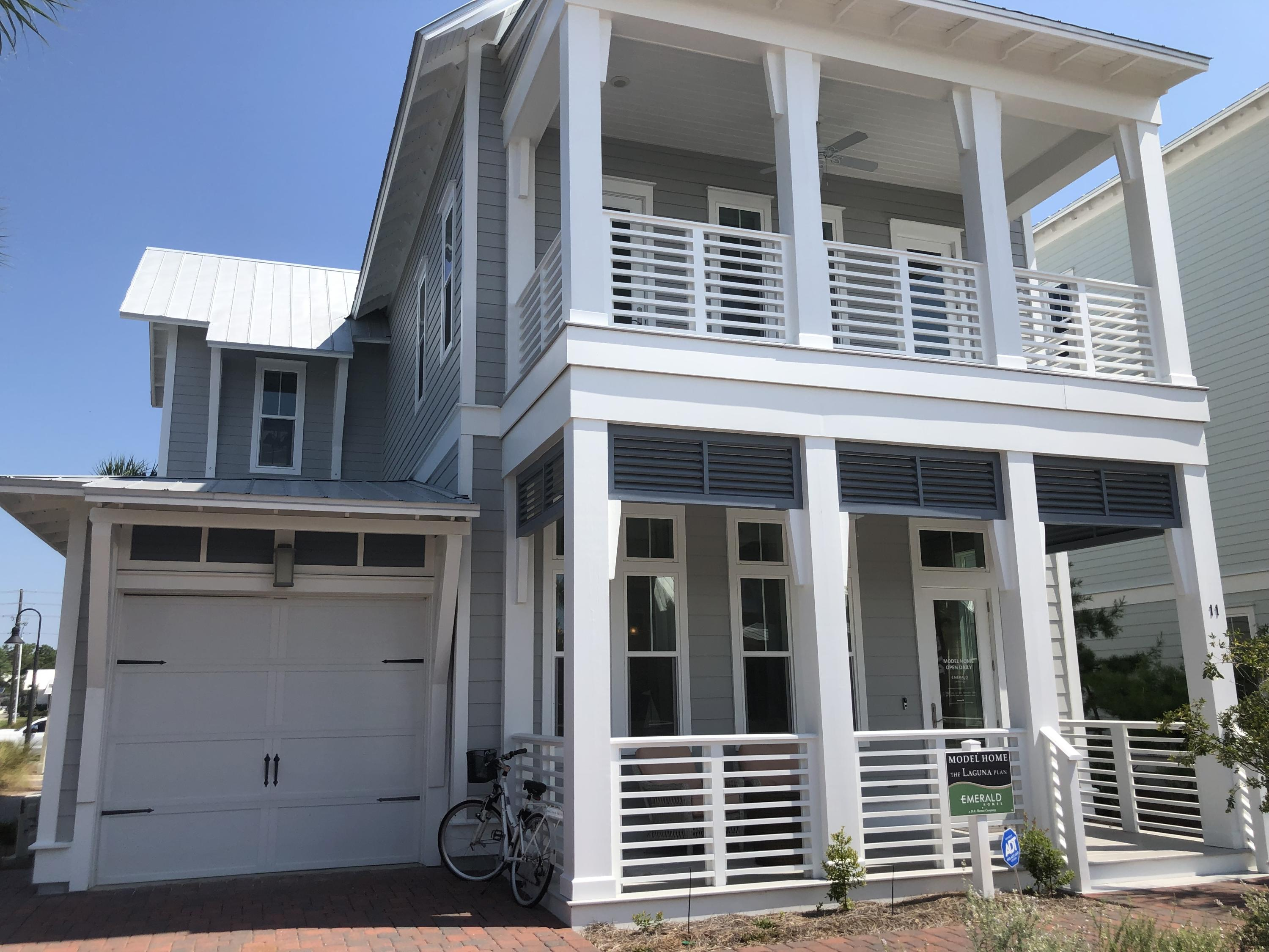 Photo of home for sale at 113 Siasconset, Inlet Beach FL