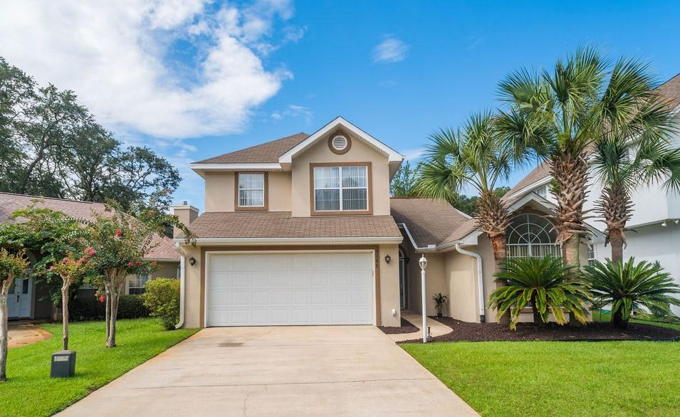 Photo of home for sale at 1188 Witshire, Fort Walton Beach FL