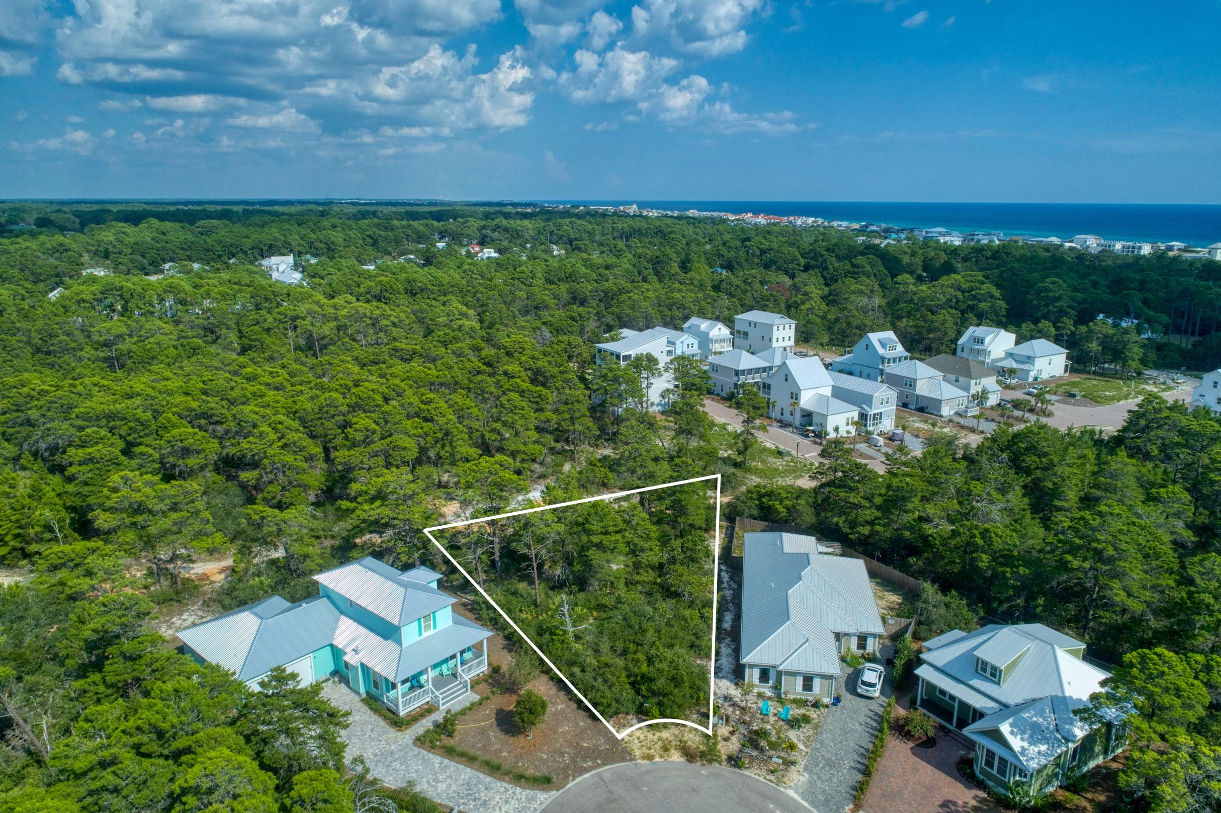 Photo of home for sale at Lot 21 Spotted Dolphin Road, Santa Rosa Beach FL