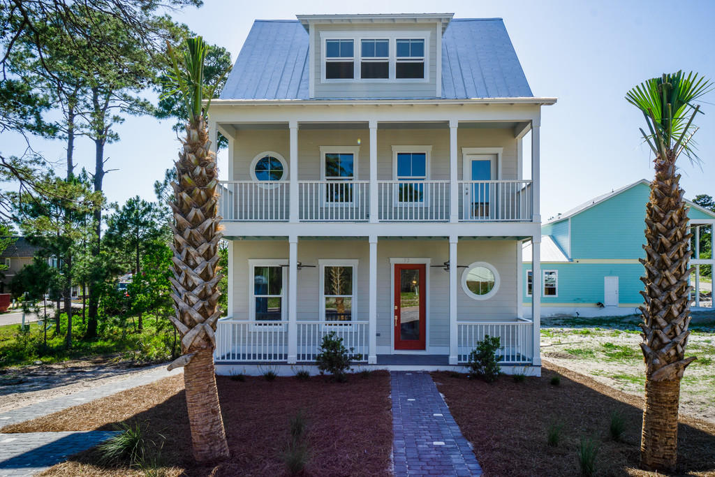 Photo of home for sale at Lot 40 Valdare, Inlet Beach FL