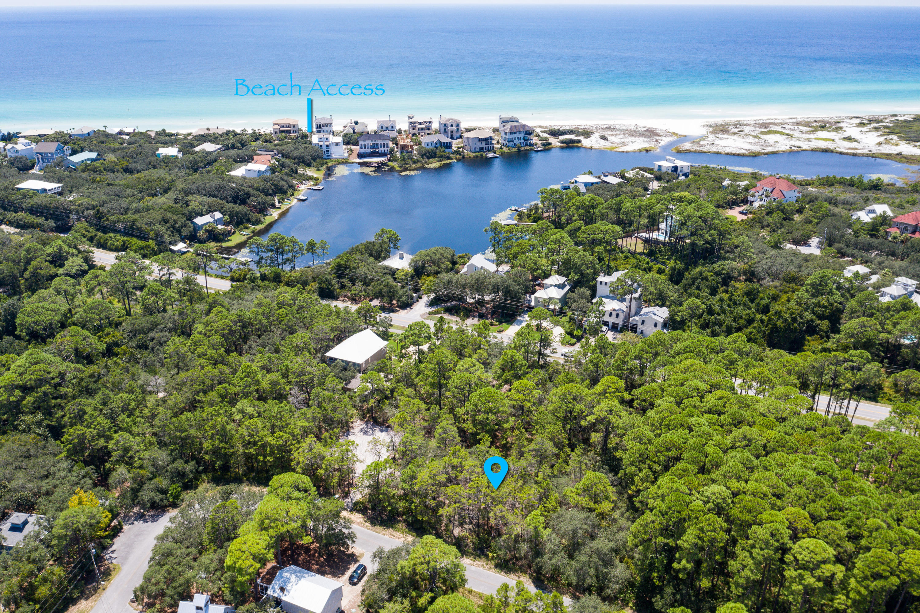 Photo of home for sale at LOT 14 Sunrise, Santa Rosa Beach FL