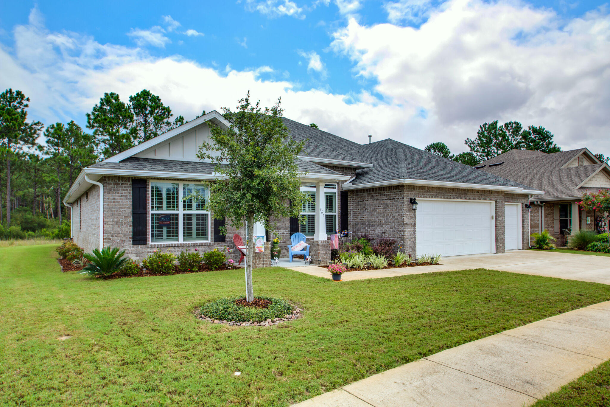 Photo of home for sale at 466 Brighton, Freeport FL