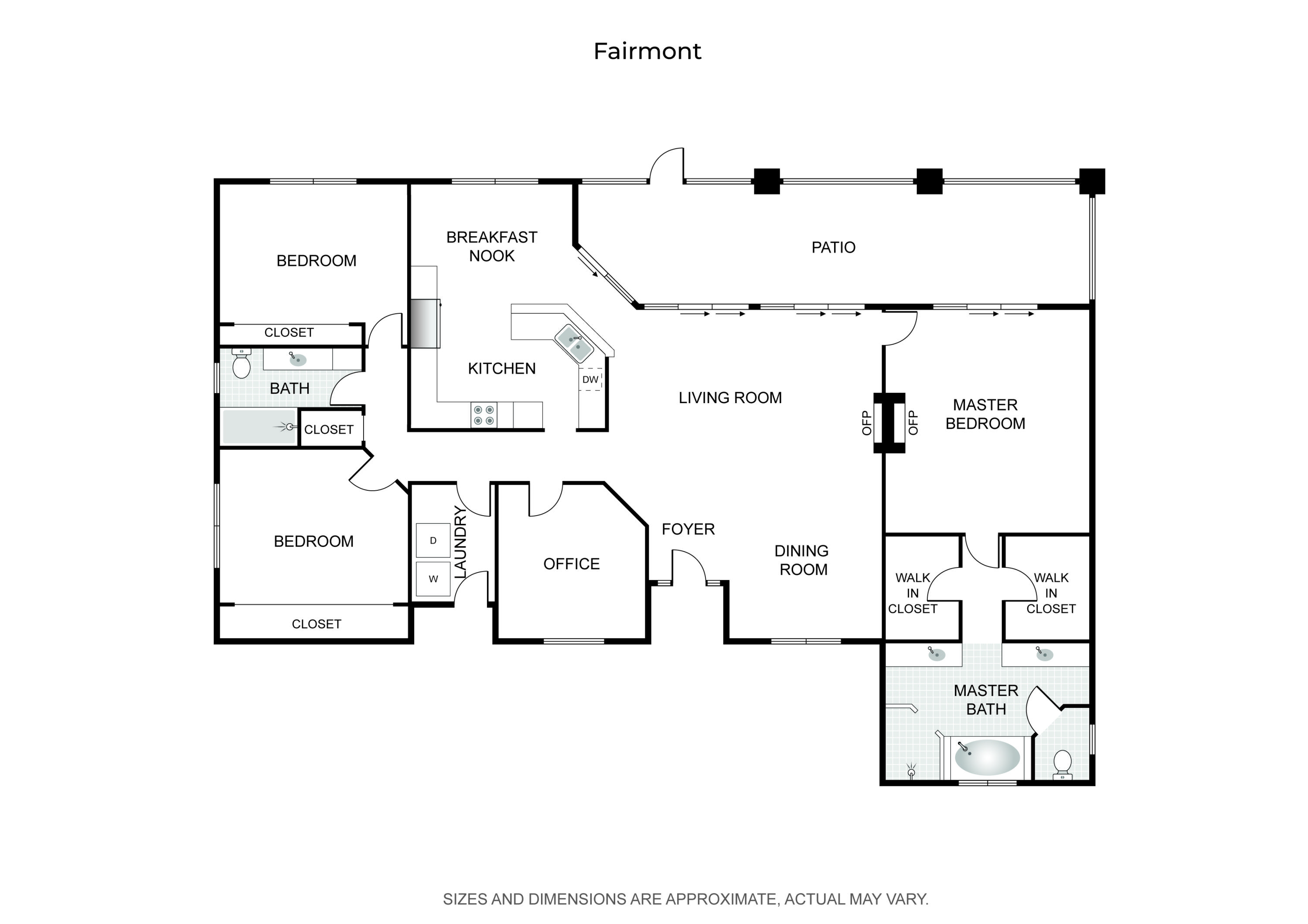 Photo of home for sale at 6544 Fairmont, Navarre FL