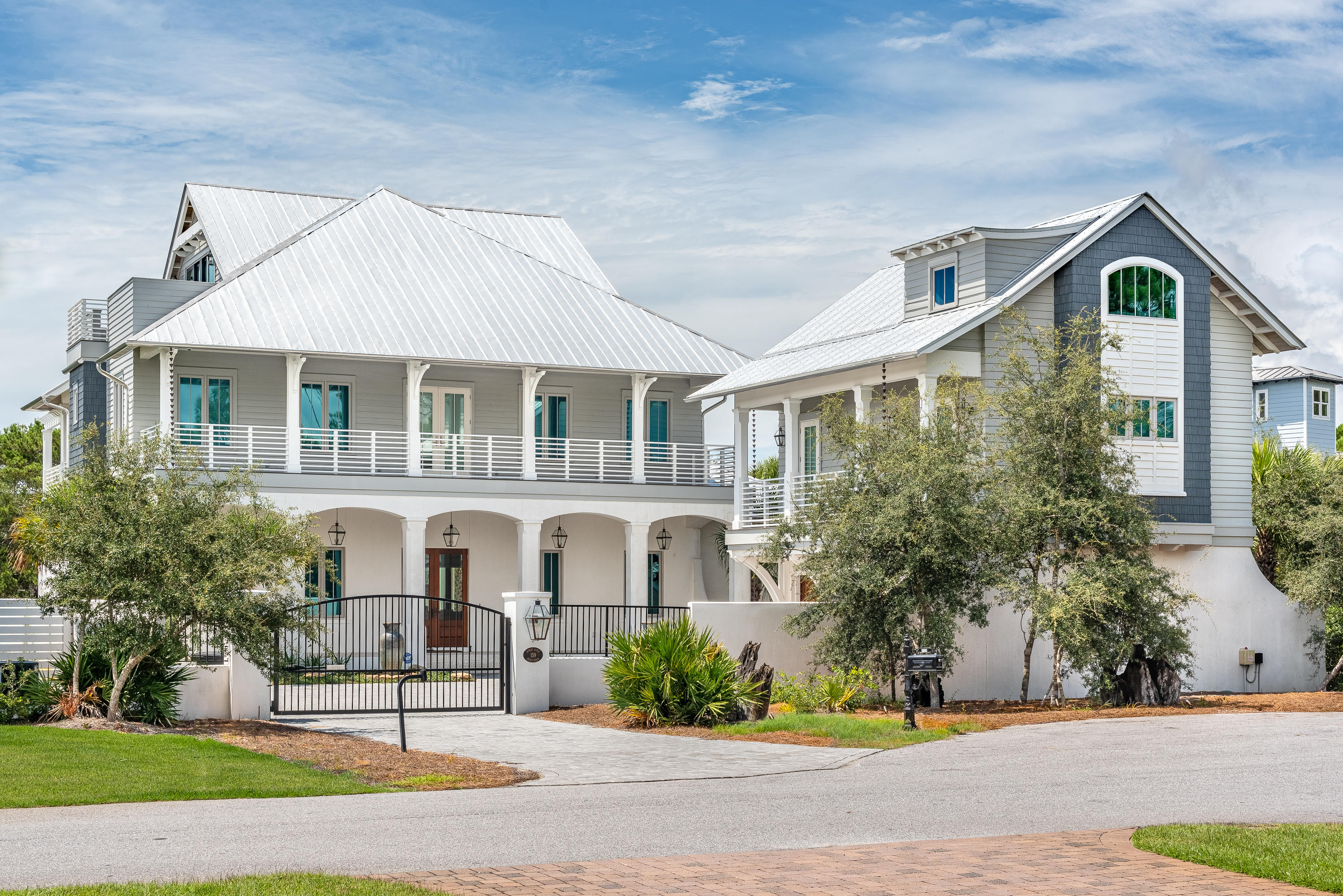 Photo of home for sale at 159 Brenda Lane, Inlet Beach FL