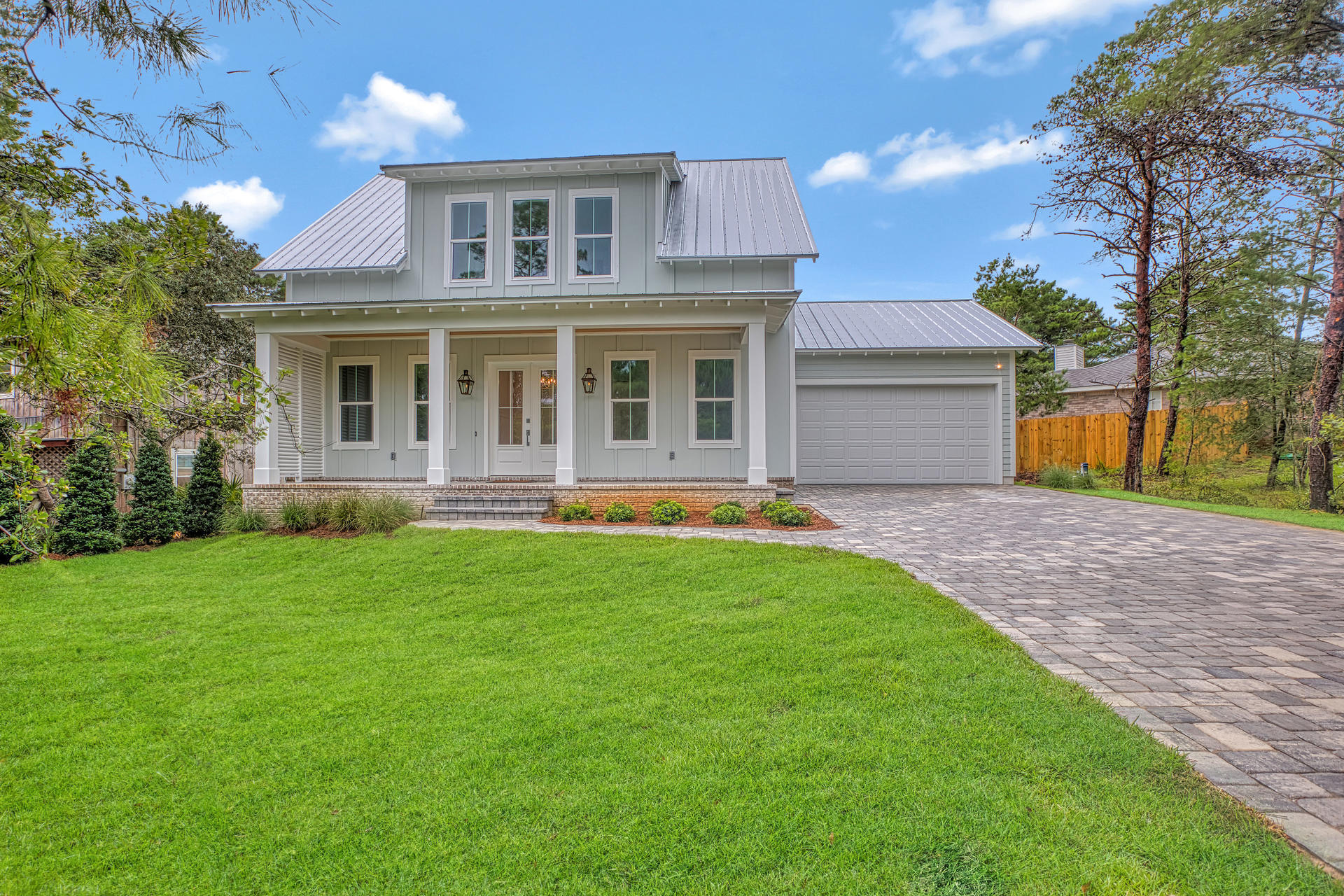 Photo of home for sale at 337 Hilltop, Santa Rosa Beach FL