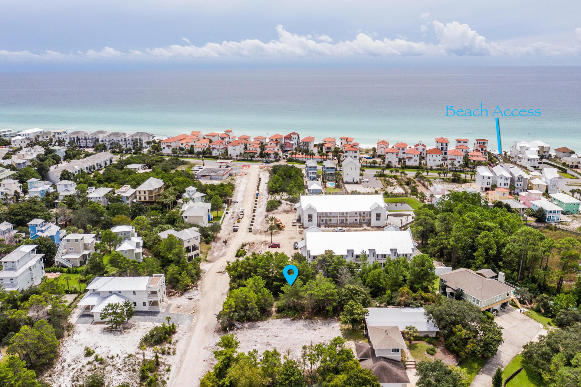 Photo of home for sale at Lot 3 Martha, Santa Rosa Beach FL