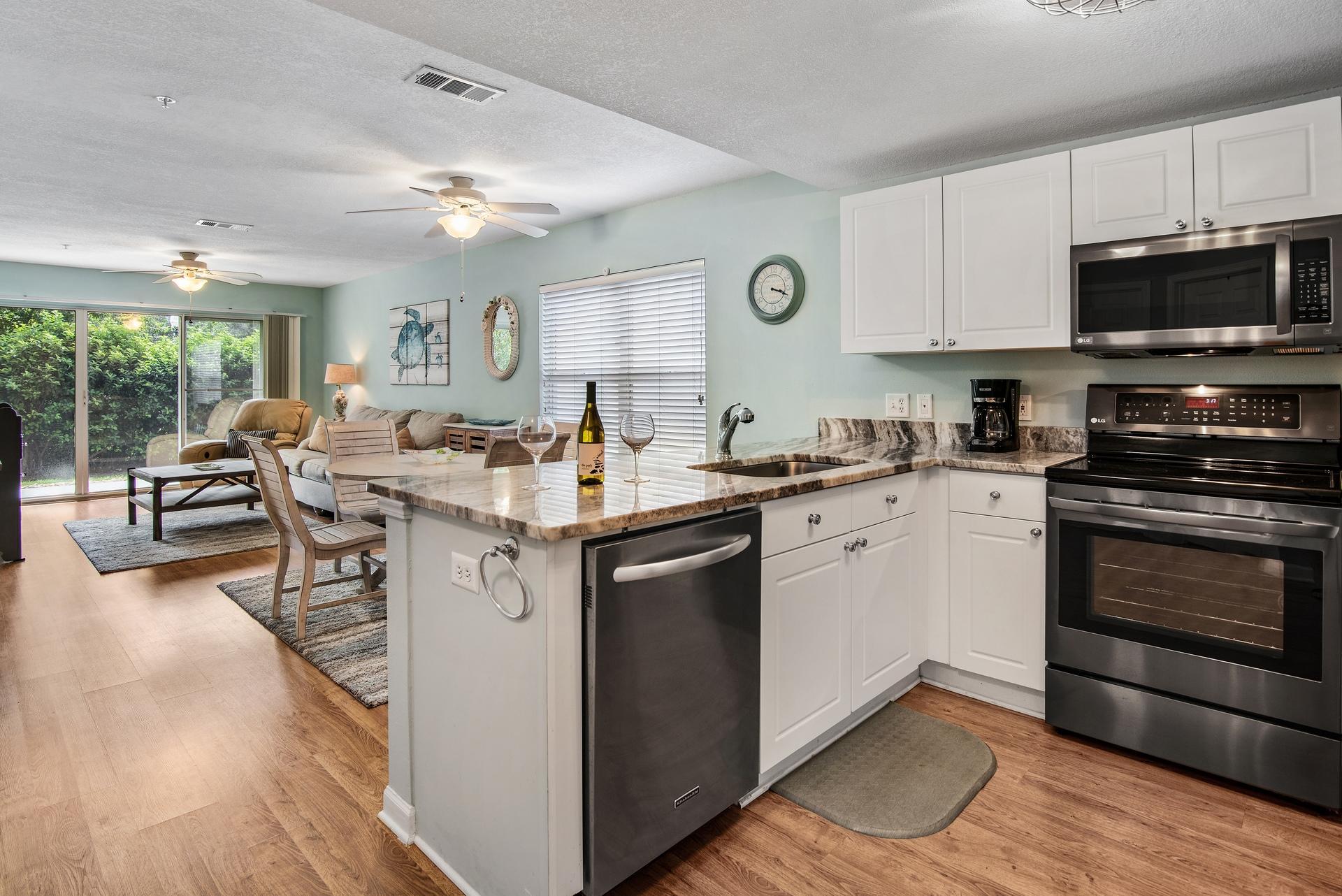 Photo of home for sale at 2076 Scenic Gulf Drive, Miramar Beach FL
