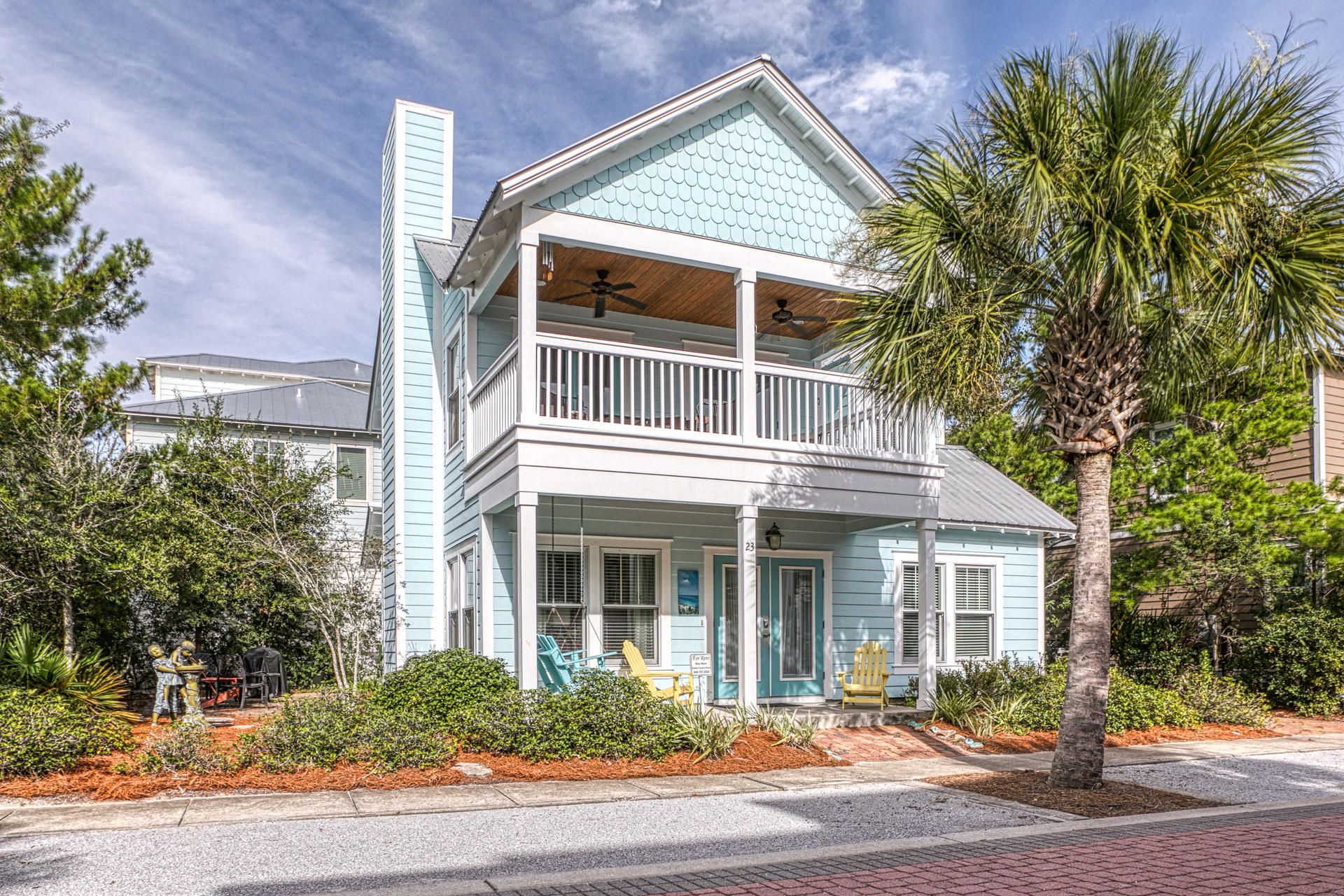 Photo of home for sale at 23 Lifeguard, Inlet Beach FL