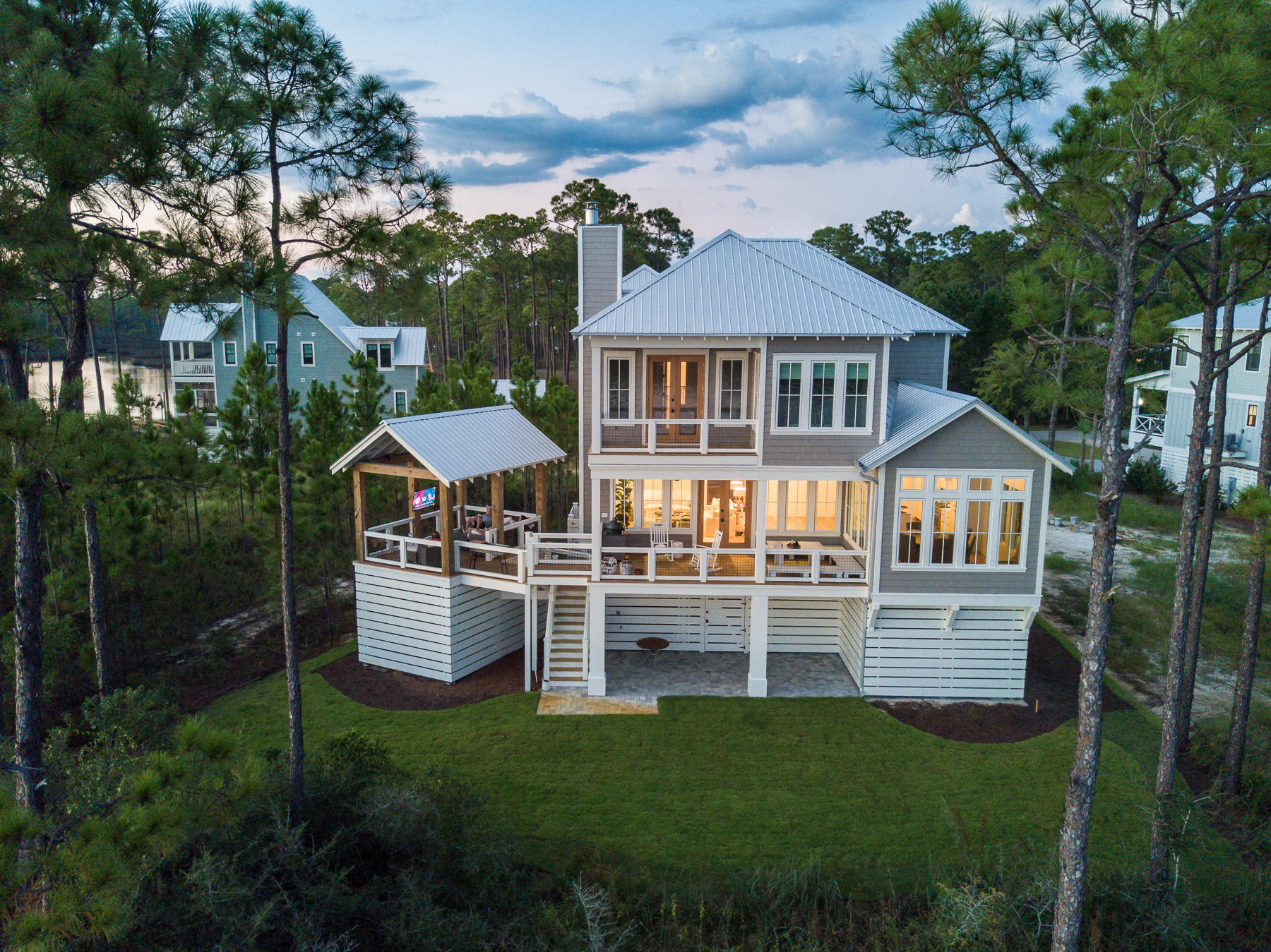 Photo of home for sale at 55 Teal, Santa Rosa Beach FL