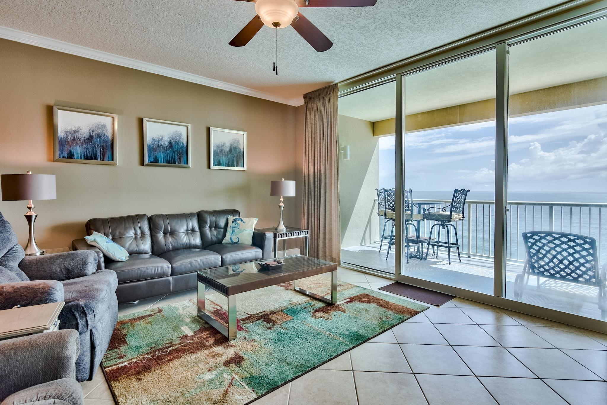Photo of home for sale at 17281 Front Beach, Panama City Beach FL