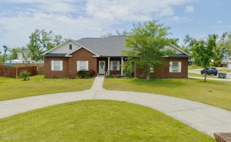 Photo of home for sale at 7711 Cambridge, Panama City FL