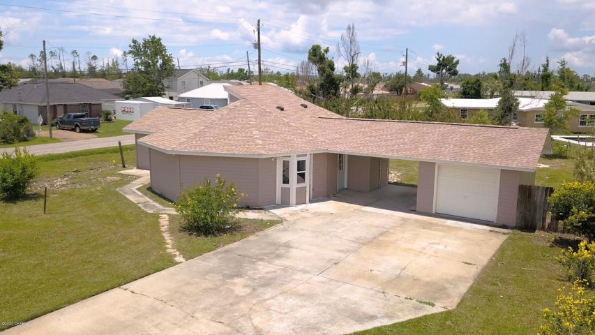 Photo of home for sale at 1624 Everitt, Panama City FL
