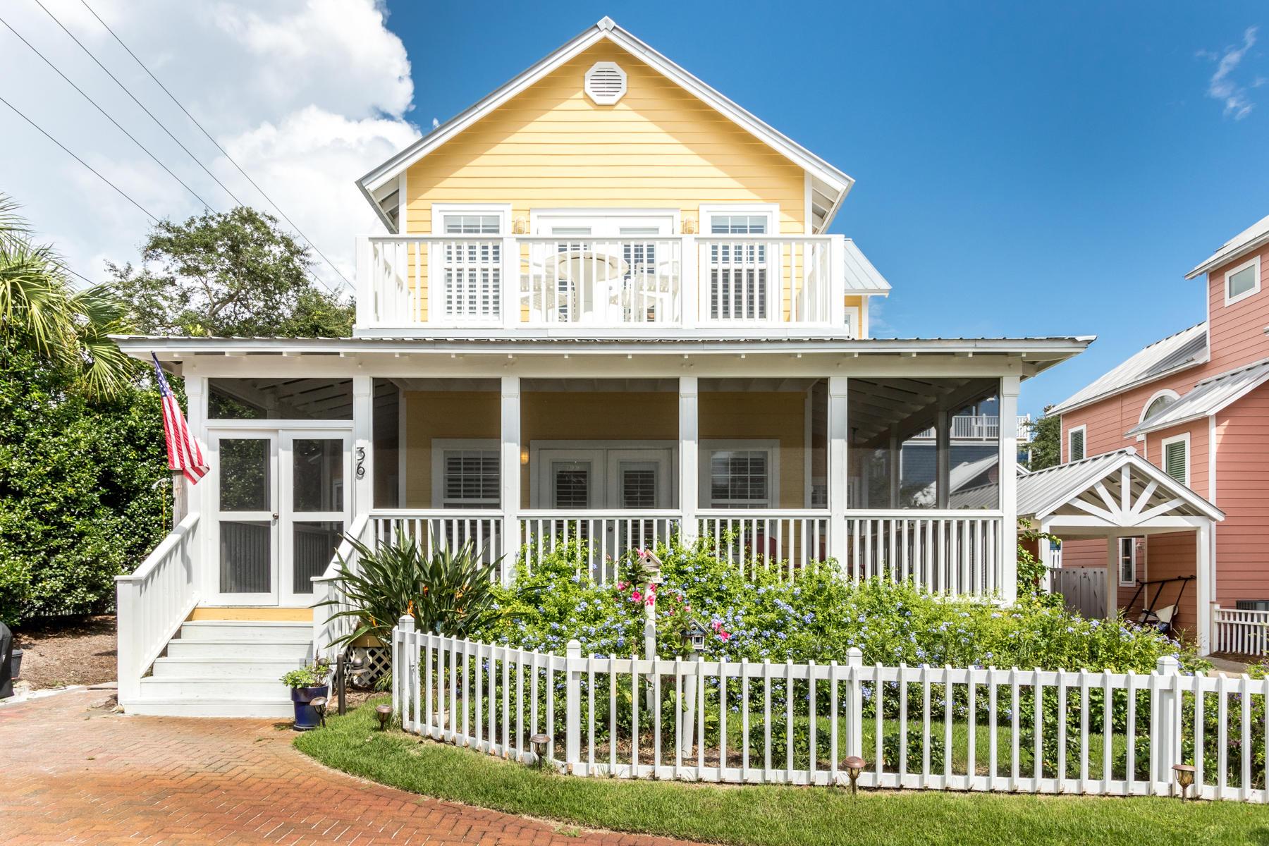 Photo of home for sale at 36 Sundown, Santa Rosa Beach FL