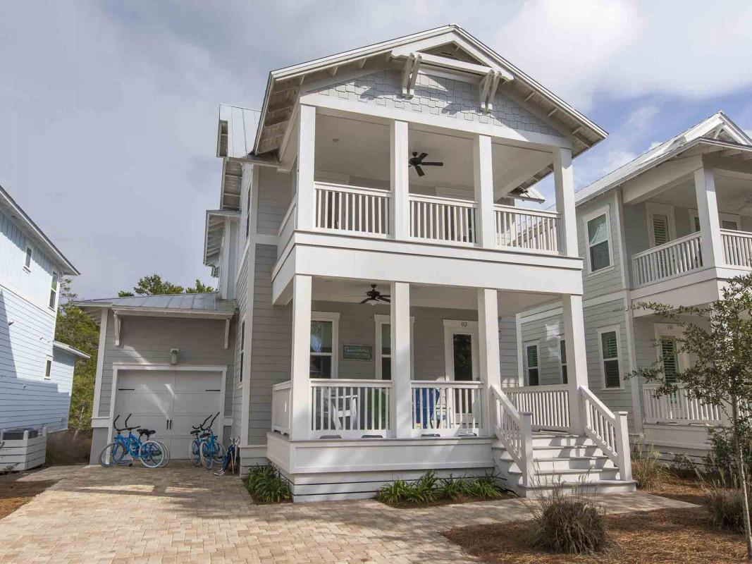Photo of home for sale at 162 Emerald Beach, Santa Rosa Beach FL