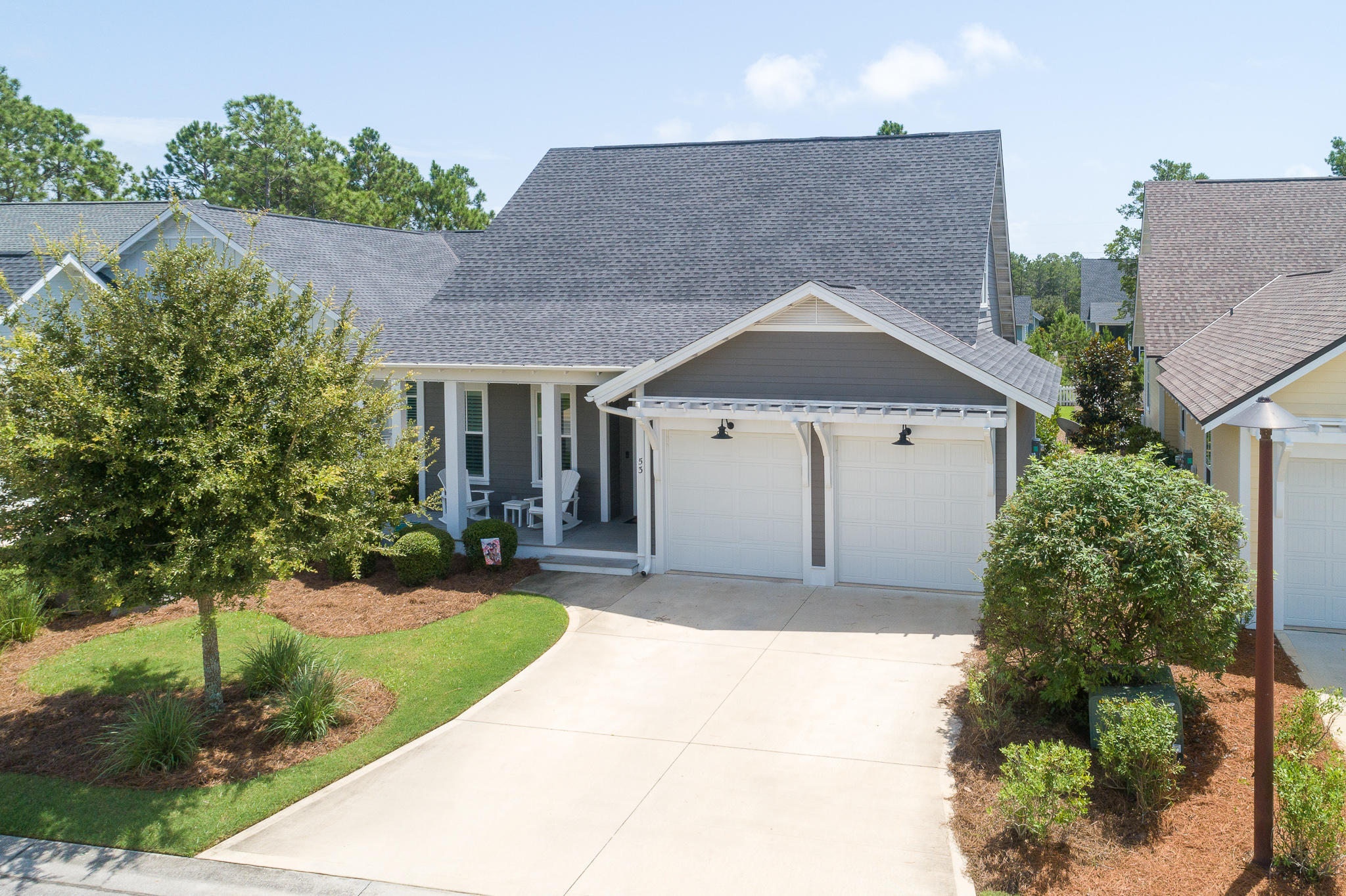 Photo of home for sale at 53 Jack Knife, Watersound FL