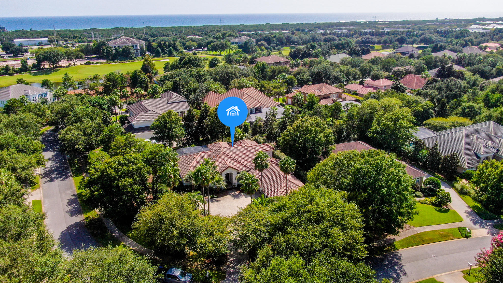 Photo of home for sale at 6317 Augusta, Destin FL