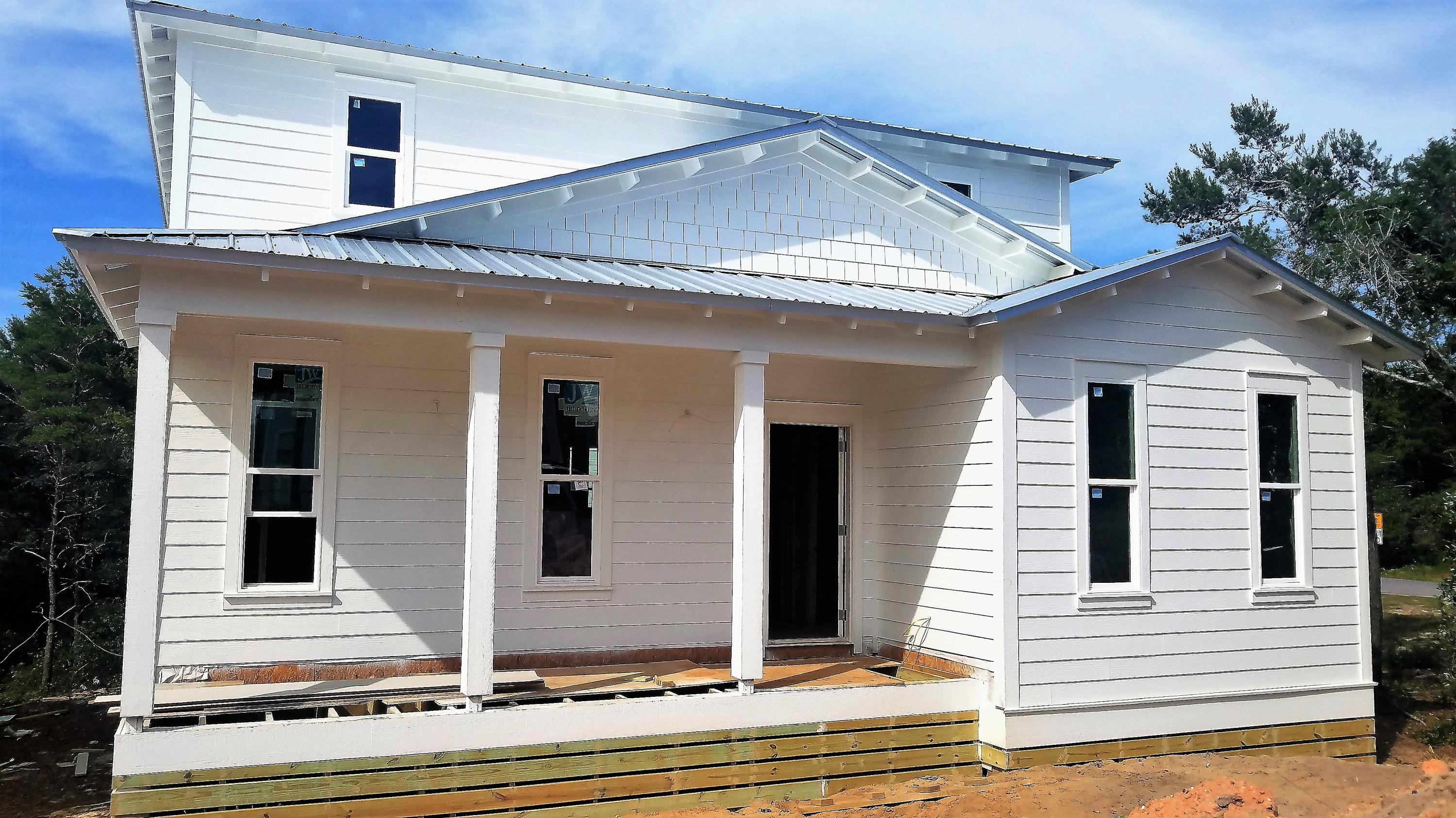 Photo of home for sale at 66 Seabreeze, Inlet Beach FL