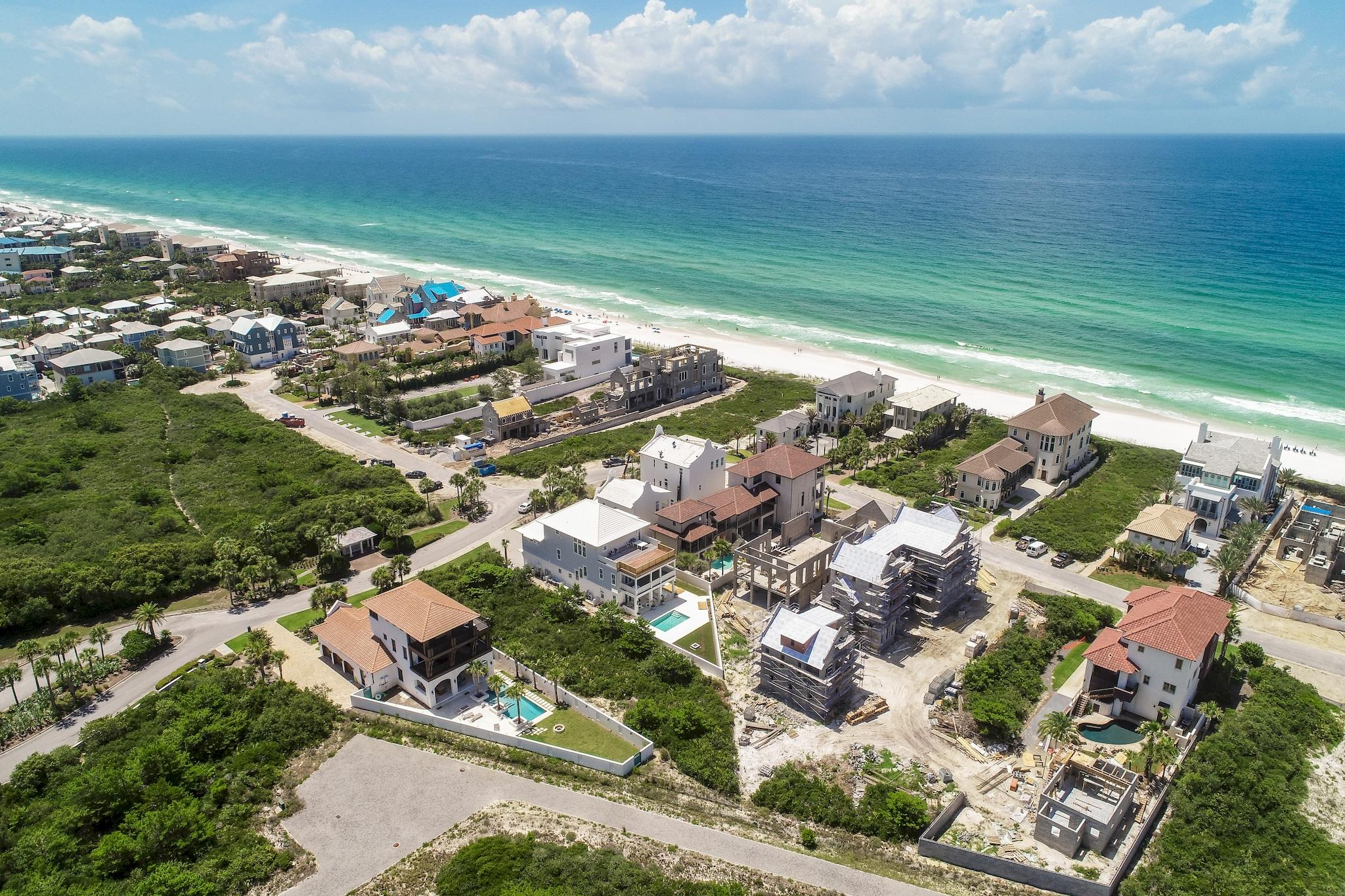 Photo of home for sale at 14 Paradise By The Sea, Inlet Beach FL