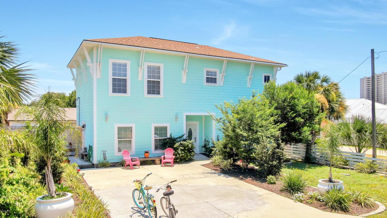 Photo of home for sale at 609 & 611 Caladium, Panama City Beach FL