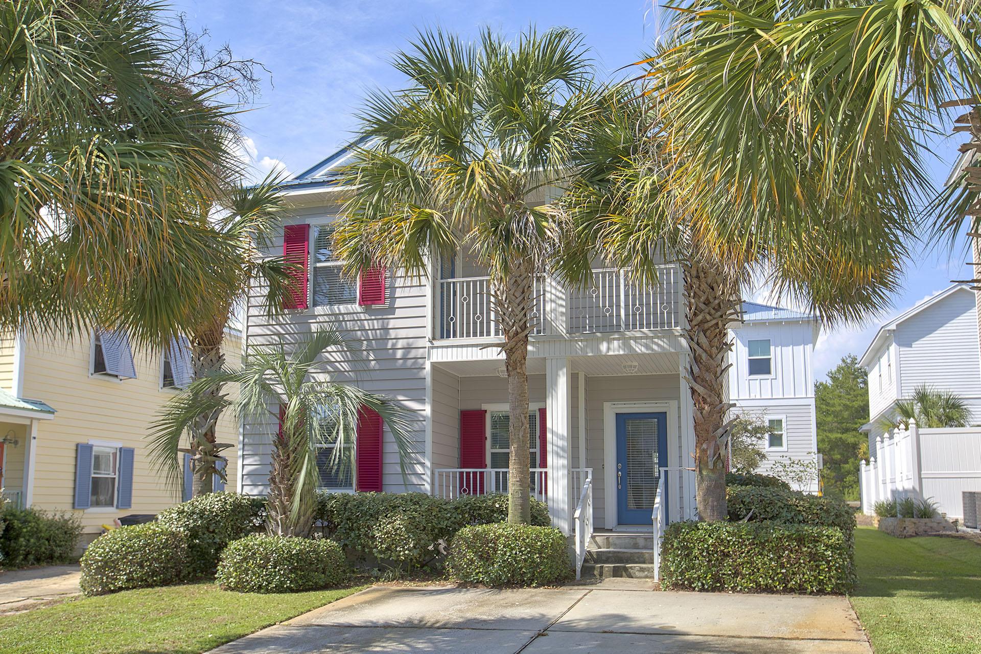A 4 Bedroom 3 Bedroom Blue Gulf Resort Home