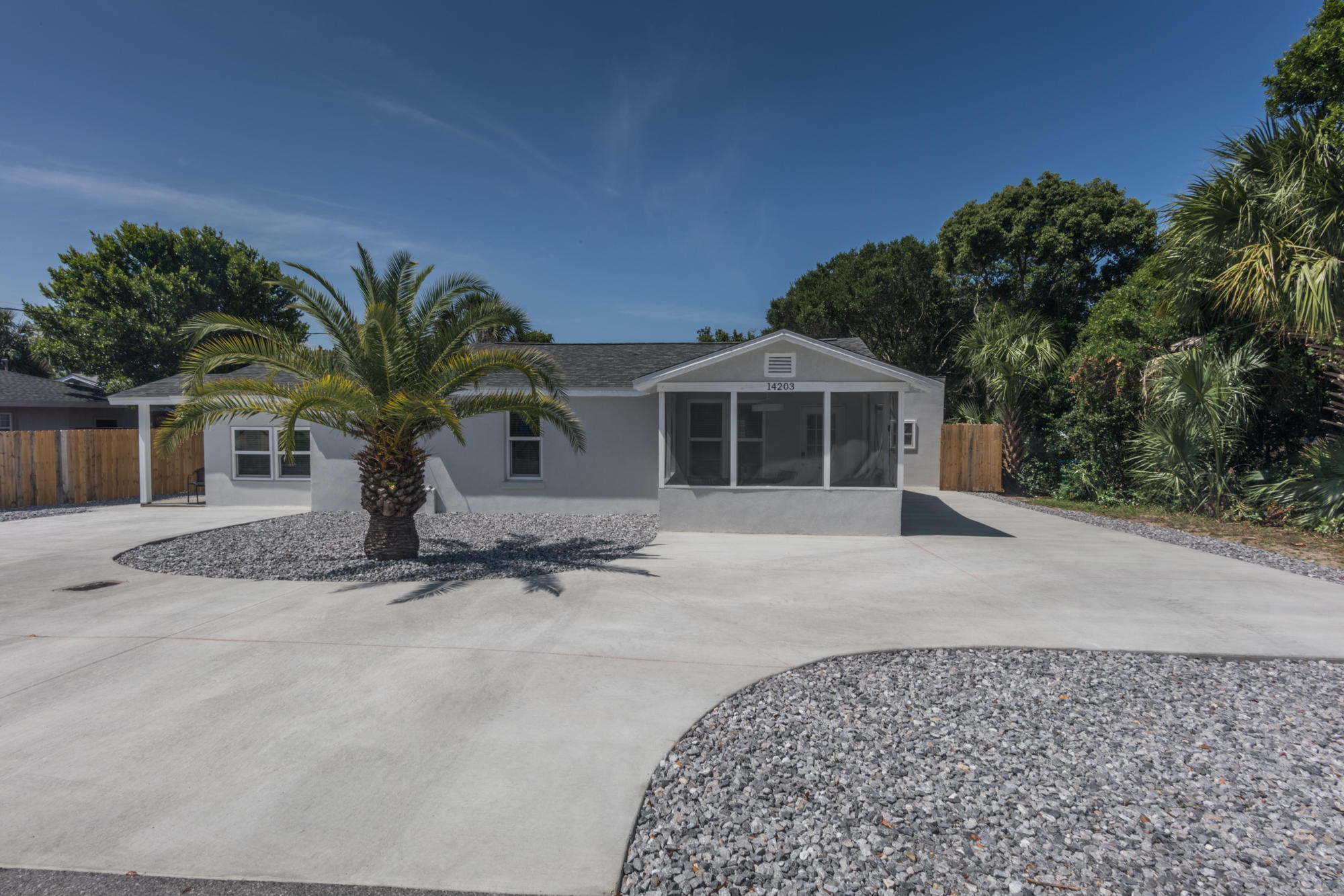 Photo of home for sale at 14203 Bay, Panama City Beach FL