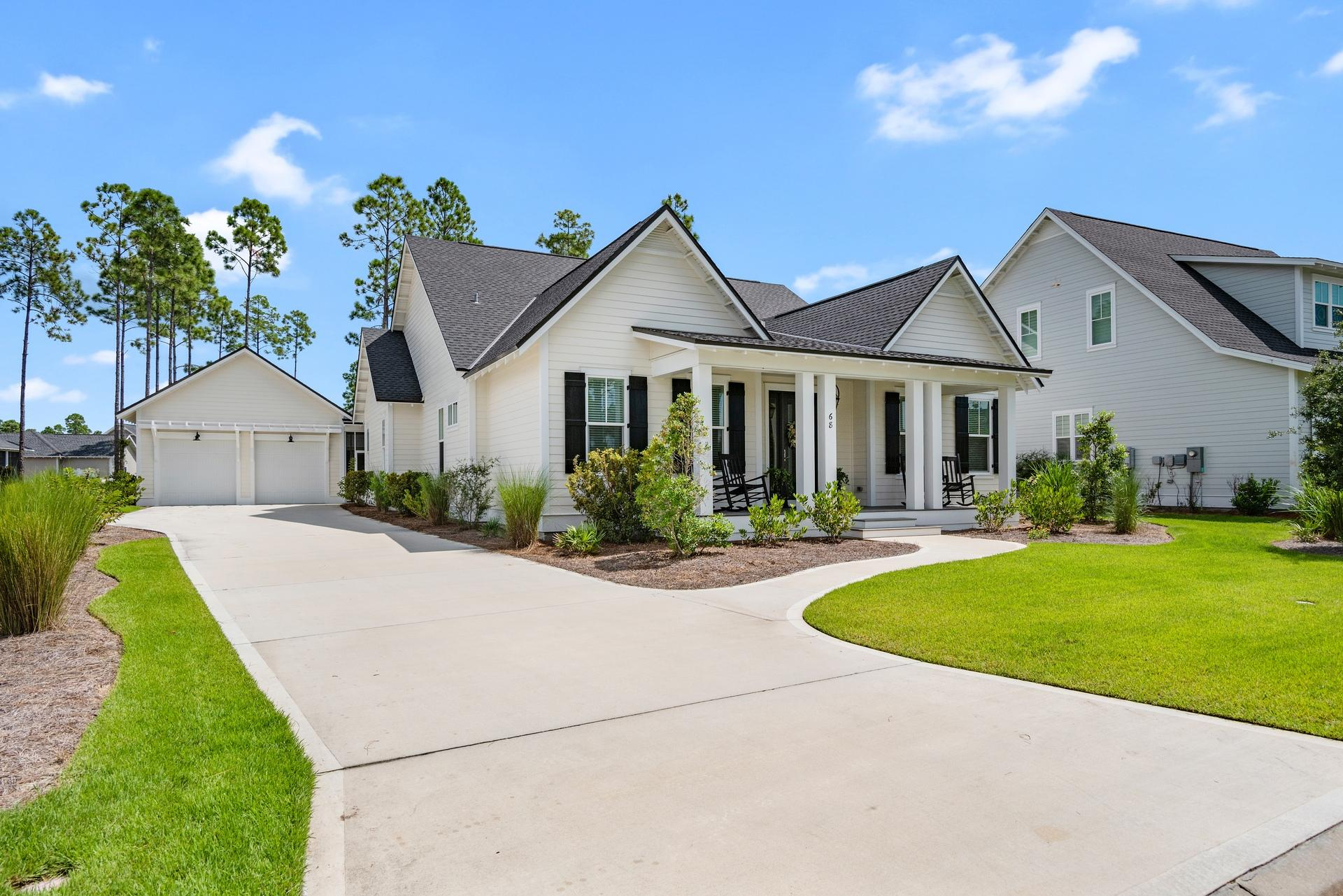 Photo of home for sale at 68 Windchase, Watersound FL