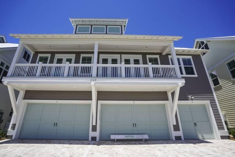 Photo of home for sale at 249 Milestone, Inlet Beach FL