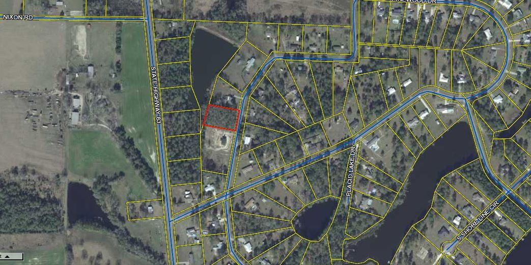 Photo of home for sale at Lot 43 Pinewood Drive, Defuniak Springs FL