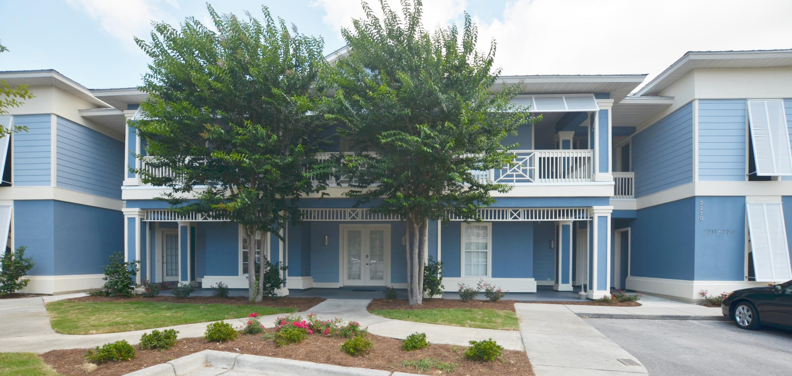 Photo of home for sale at 2214 Crystal Cove, Miramar Beach FL