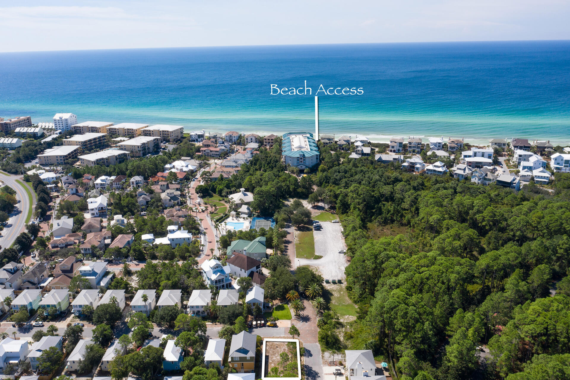 Photo of home for sale at Lot 13 Redfish, Santa Rosa Beach FL