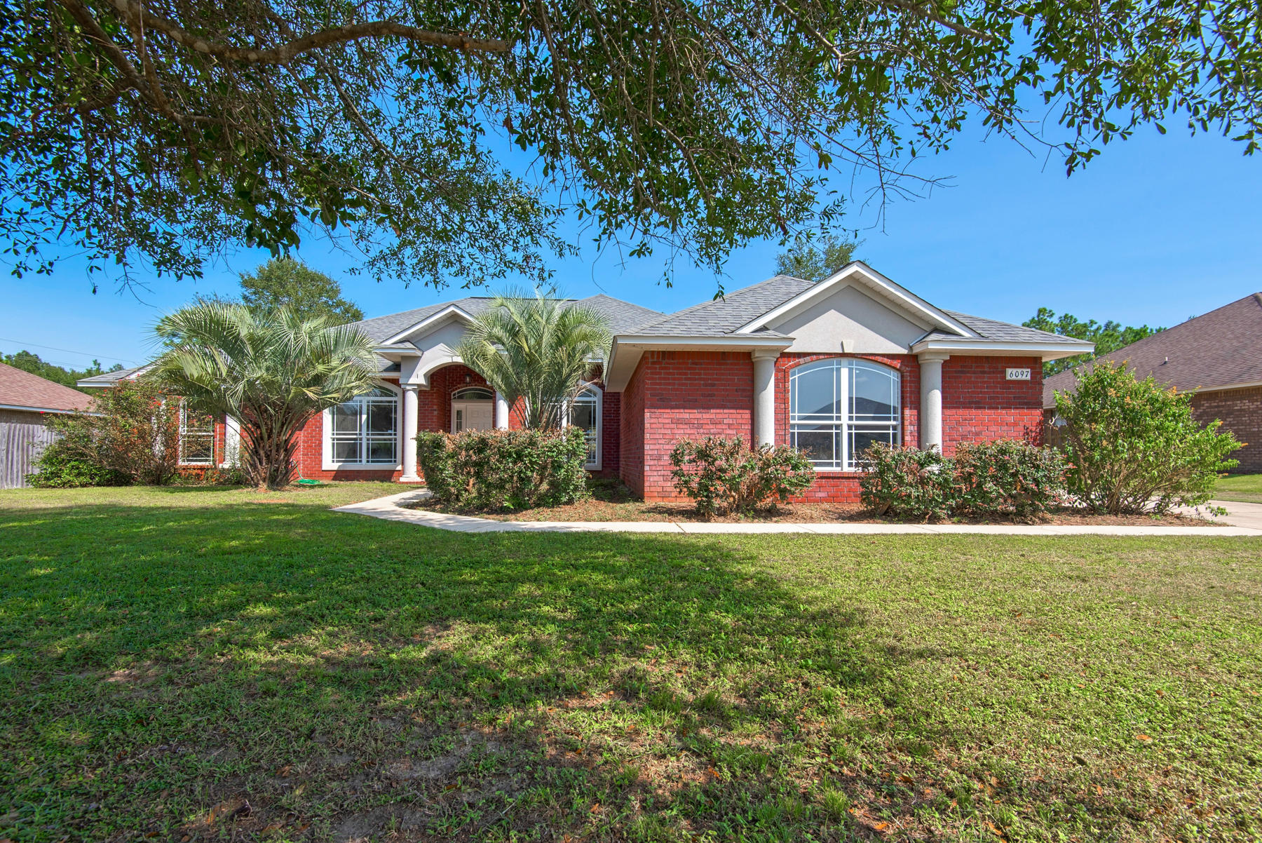 Photo of home for sale at 6097 Dragonfly, Crestview FL