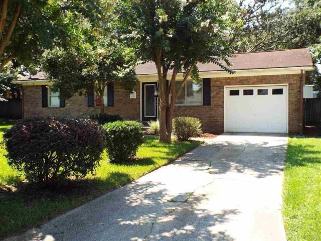 Photo of home for sale at 6325 Cotton, Pensacola FL