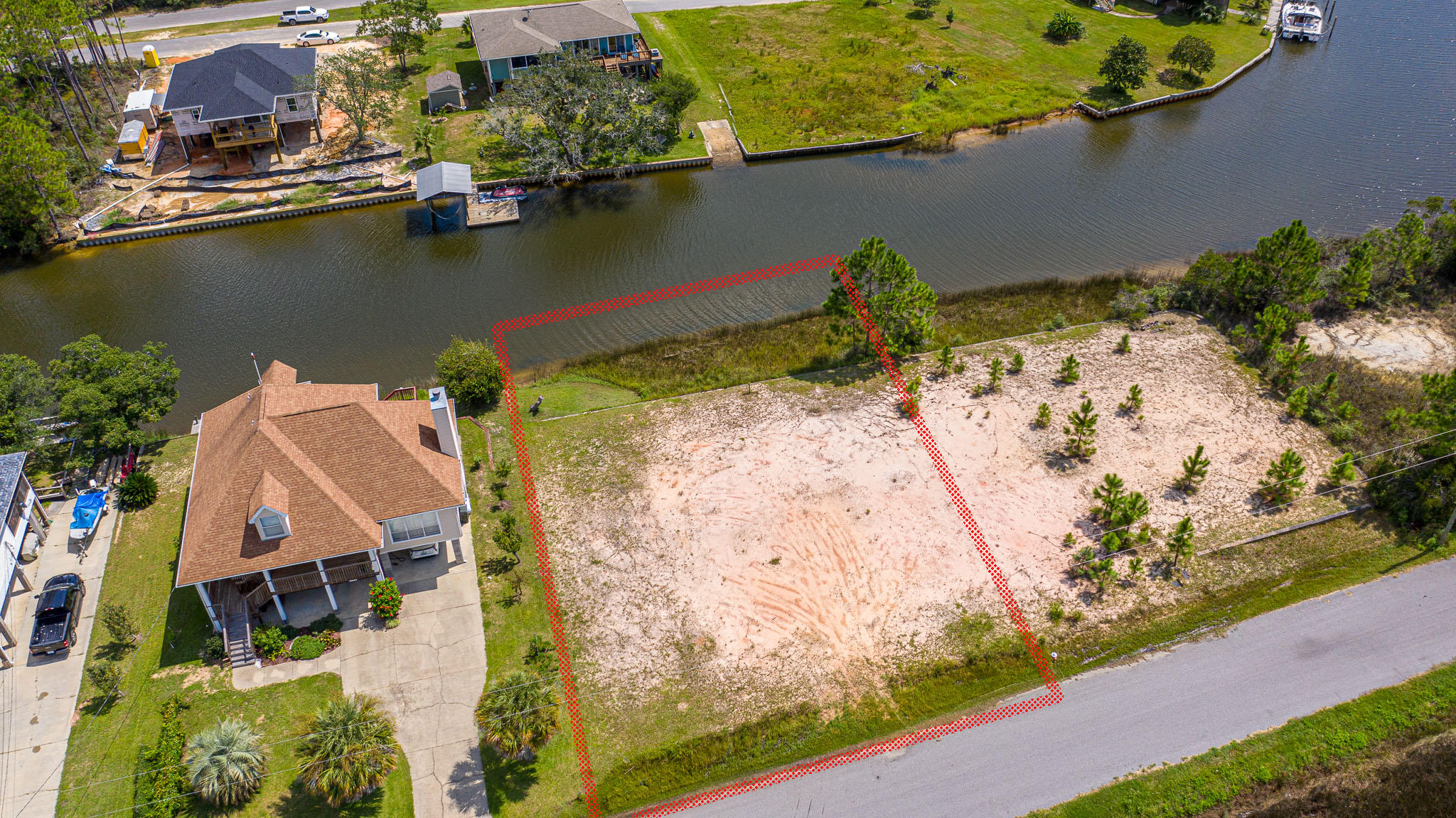 Photo of home for sale at Lot 16 San Antonio, Milton FL