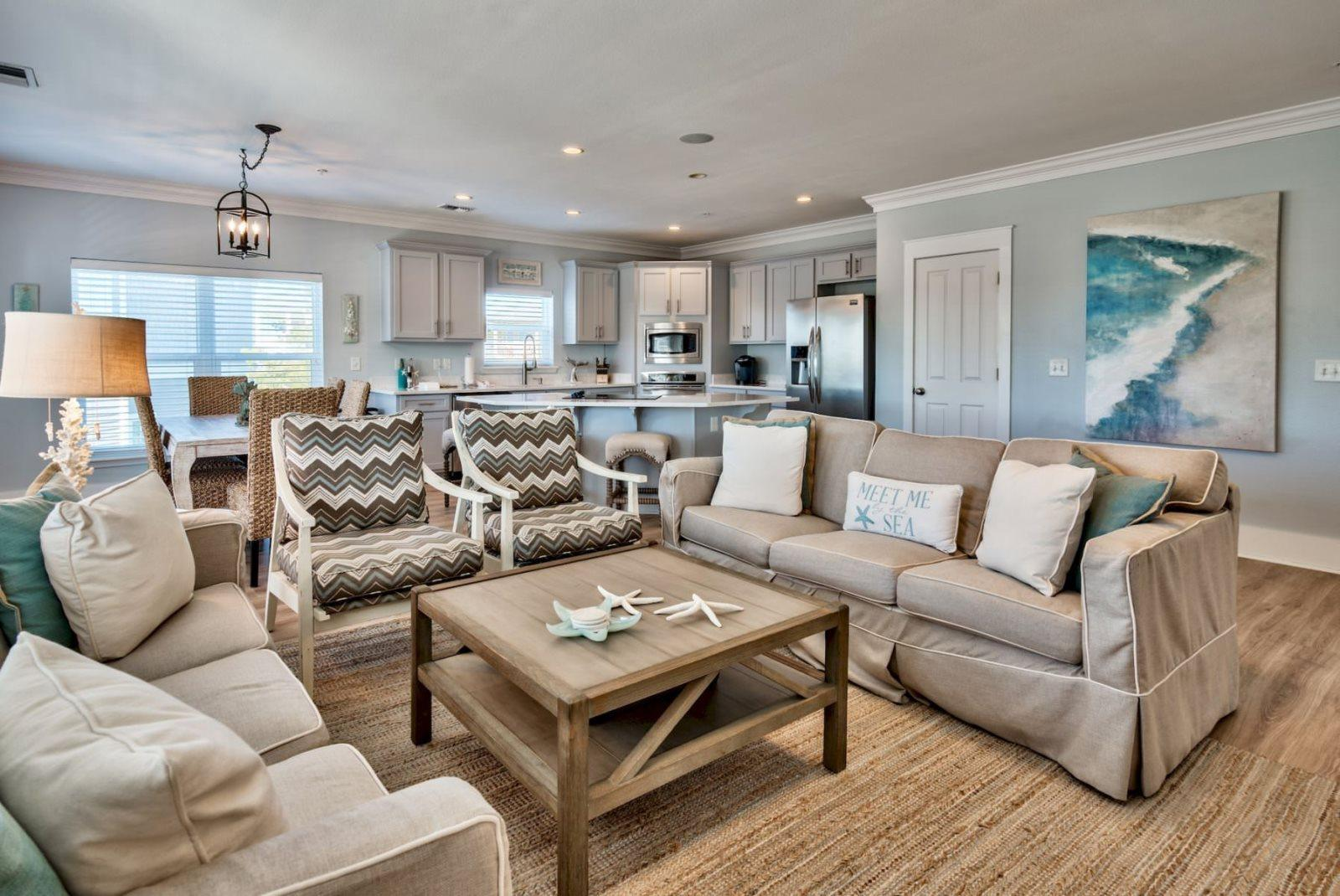 Photo of home for sale at 81 Seacrest Beach, Inlet Beach FL
