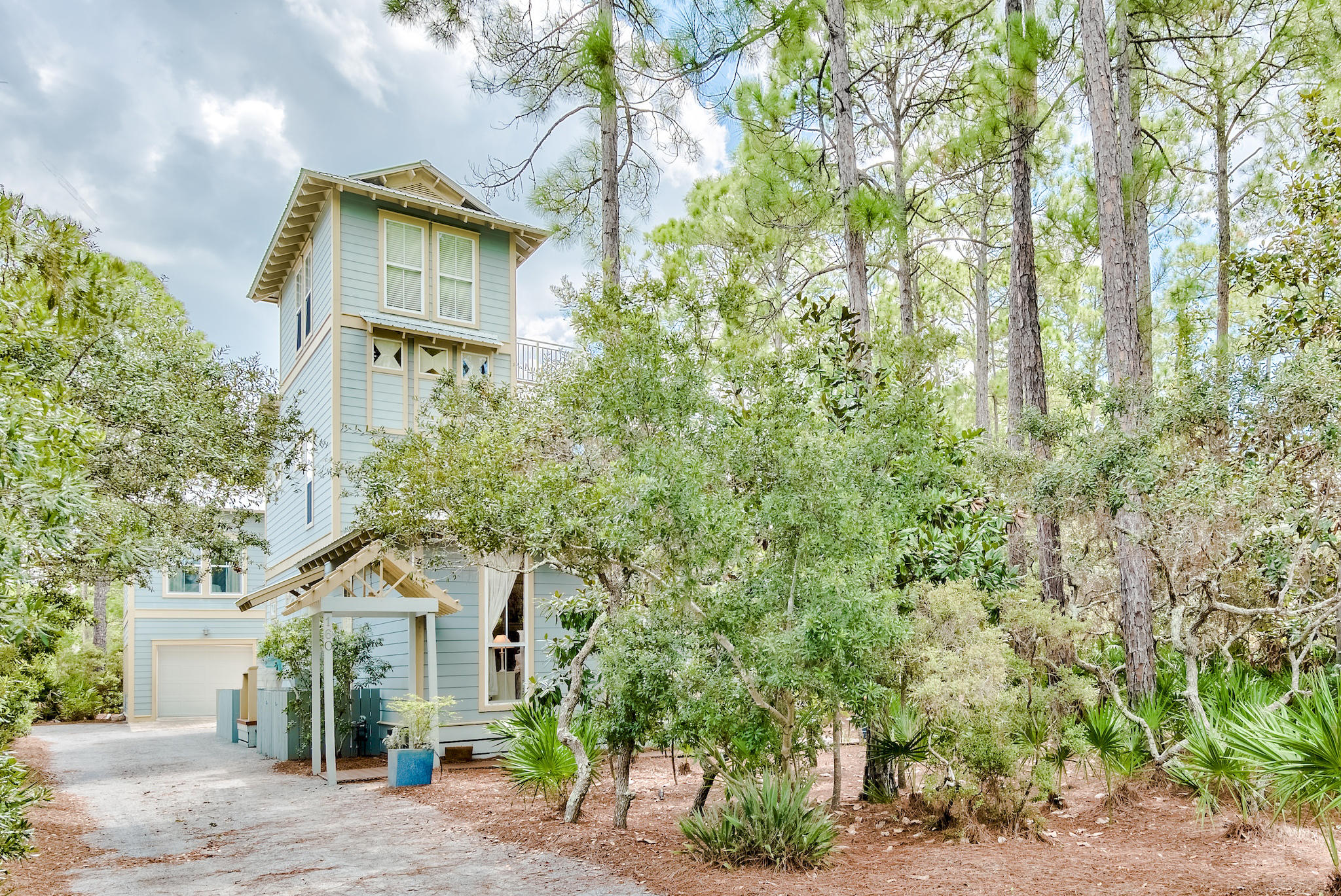 Photo of home for sale at 160 Andalusia, Santa Rosa Beach FL