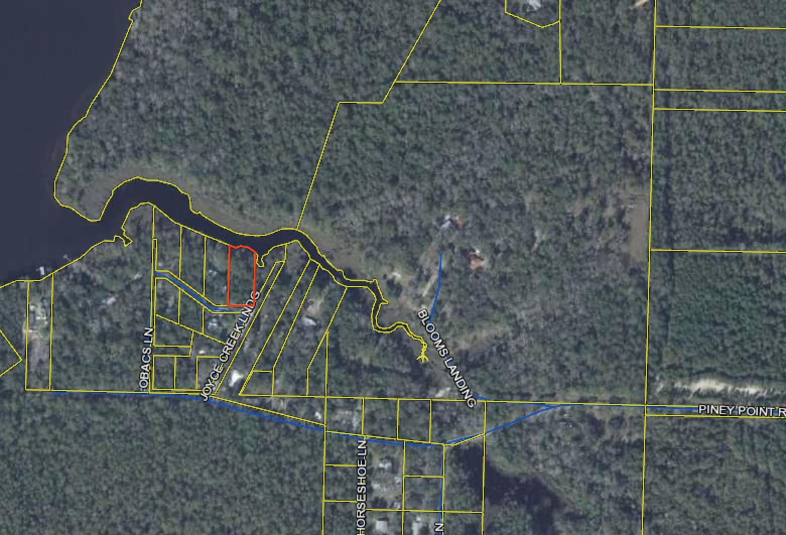 Photo of home for sale at LOT 4 Joyce Creek, Freeport FL