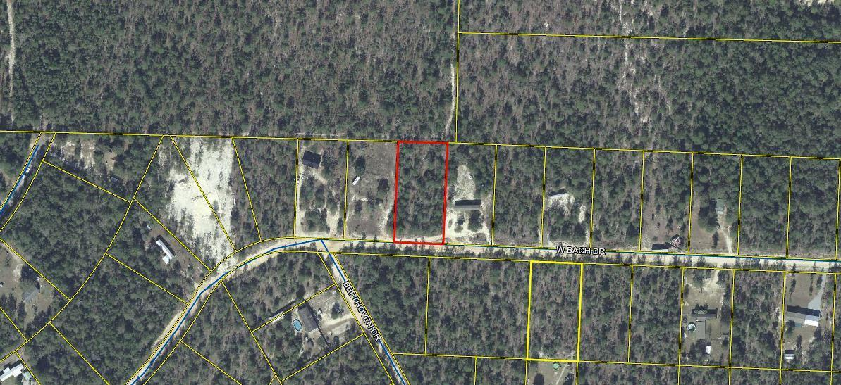 Photo of home for sale at Lot 23 W Bach, Defuniak Springs FL