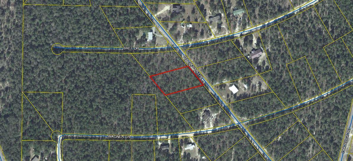 Photo of home for sale at Lot 39 Beethoven, Defuniak Springs FL