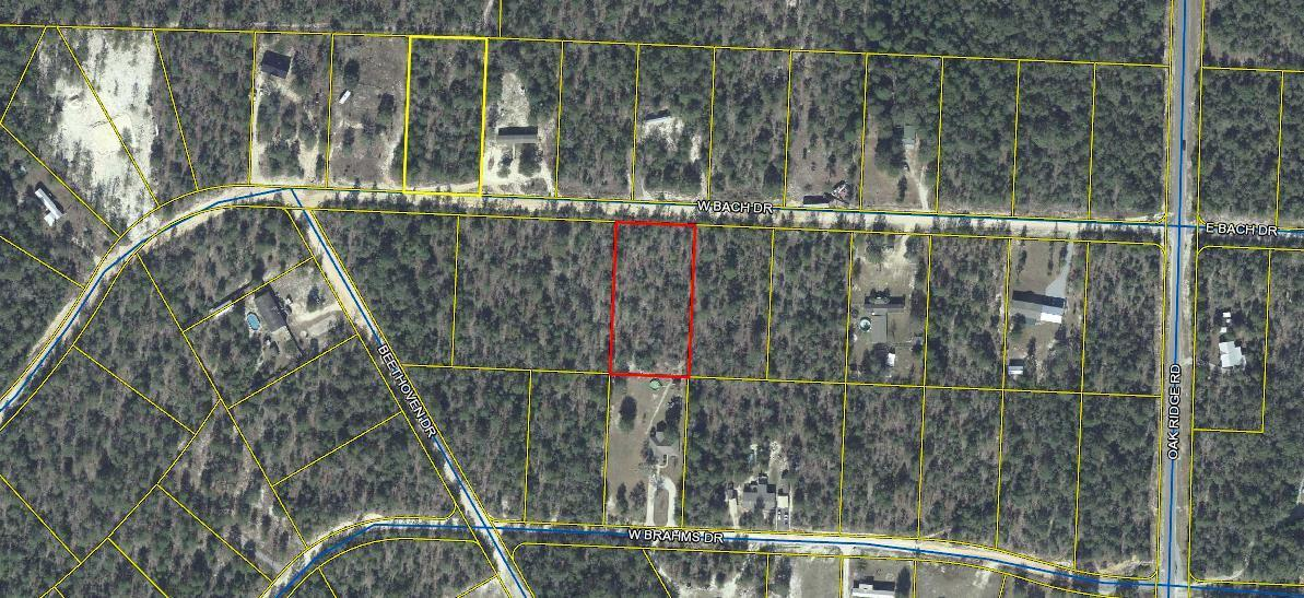 Photo of home for sale at Lot 4 W Bach, Defuniak Springs FL