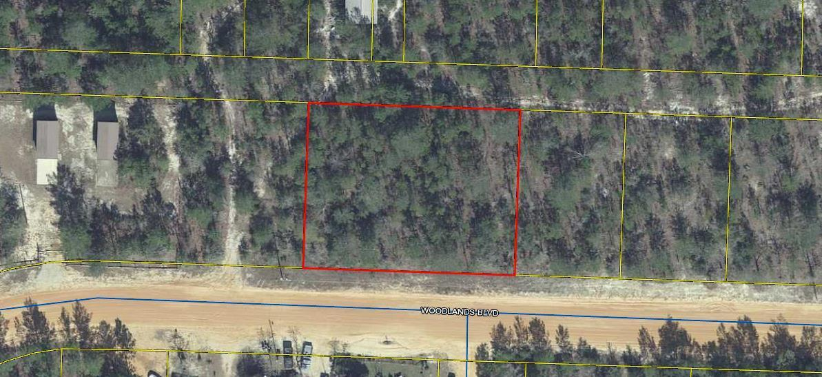 Photo of home for sale at Lt 23 & 24 Woodlands, Defuniak Springs FL