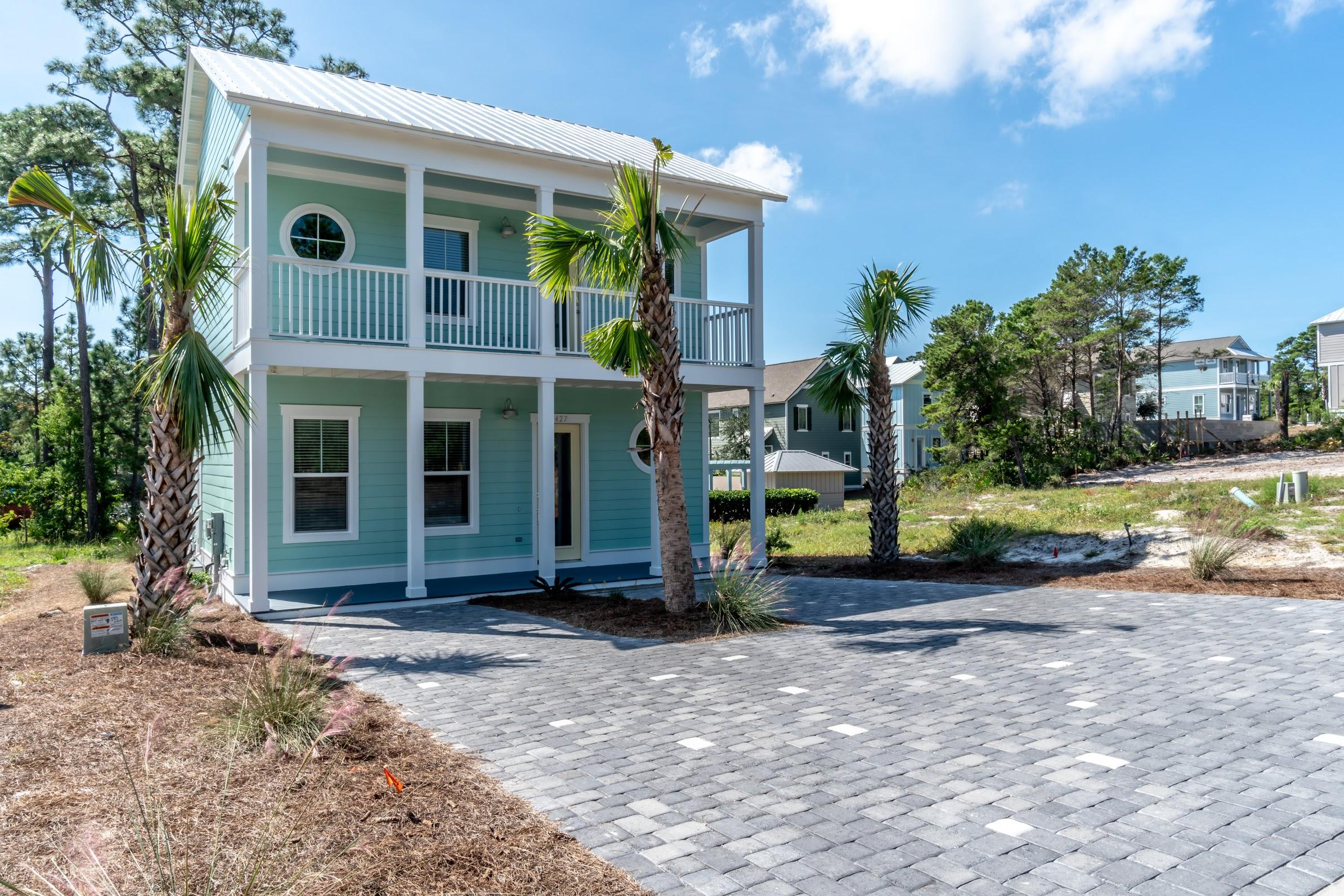 Photo of home for sale at Lot 10 Beachview Dr., Inlet Beach FL