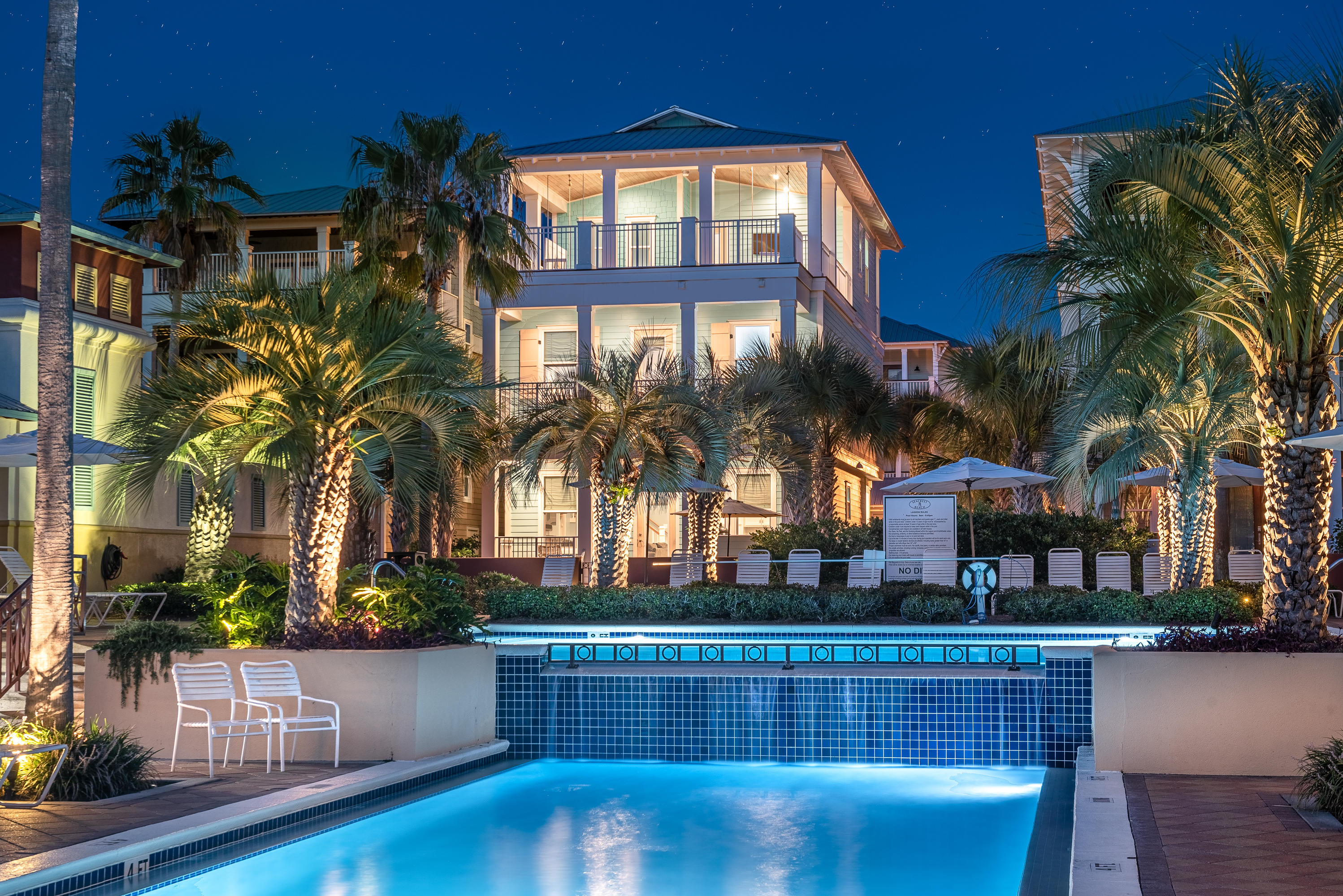 Photo of home for sale at 35 Cobia, Inlet Beach FL