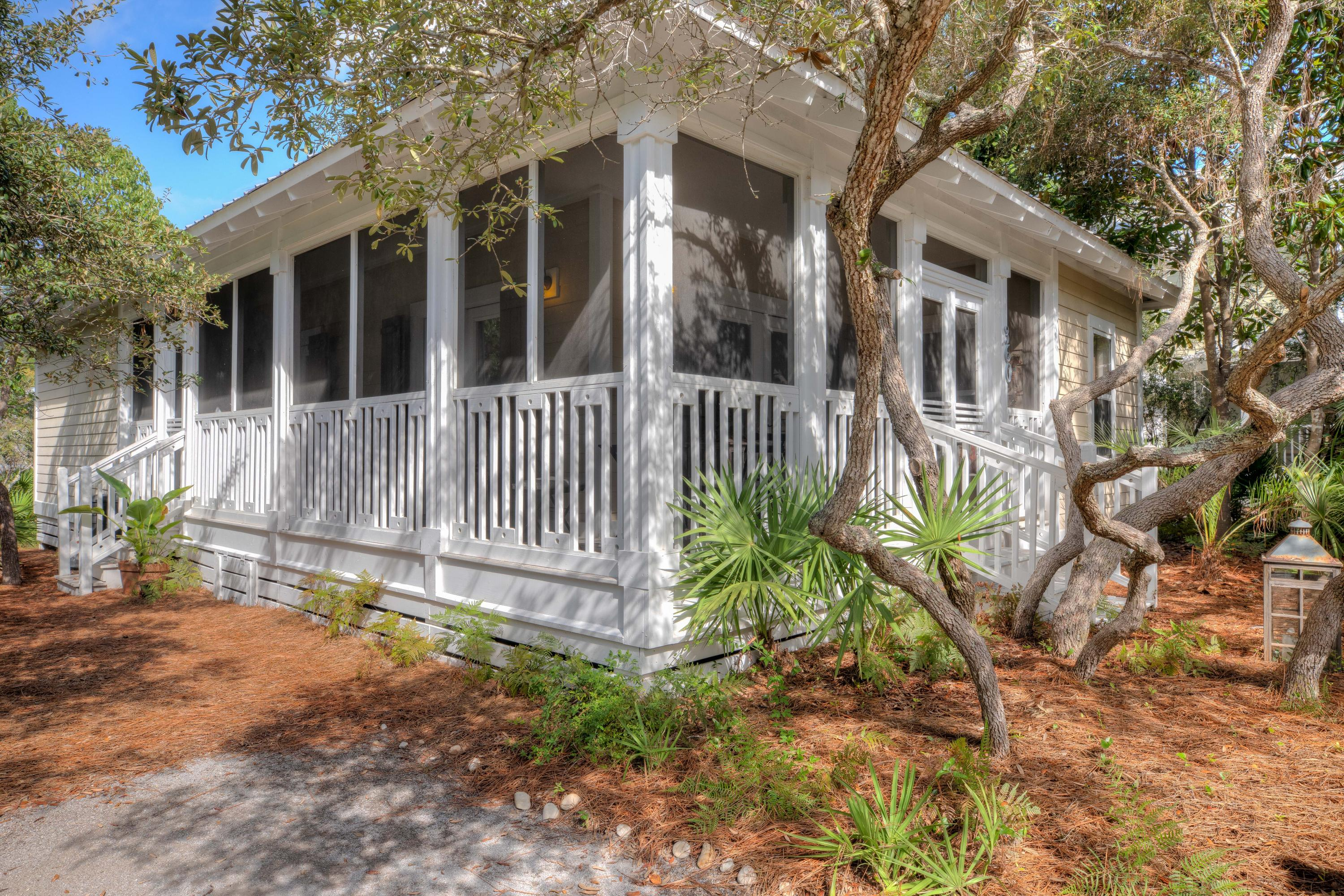 Photo of home for sale at 360 N Andalusia Avenue, Santa Rosa Beach FL