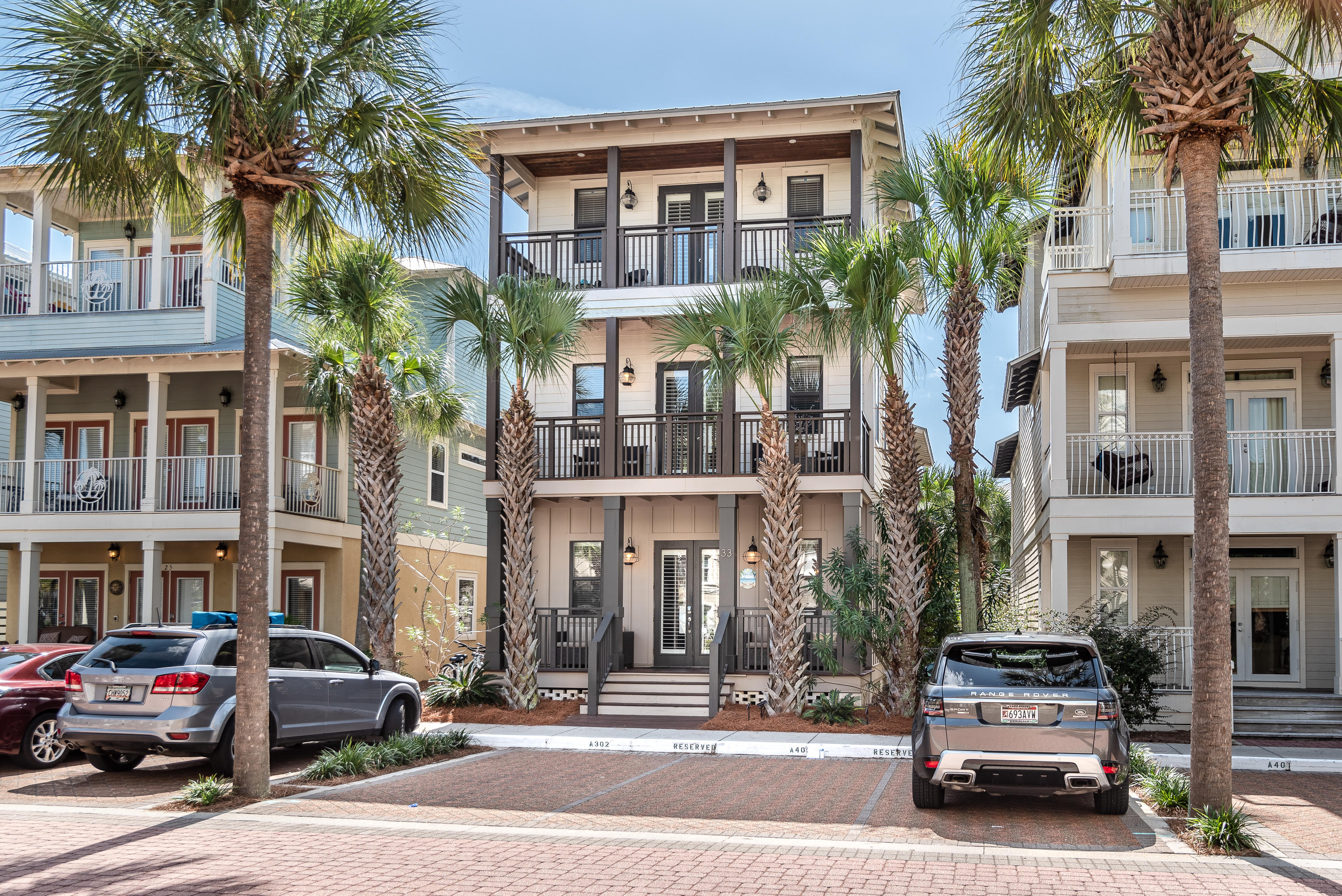 Photo of home for sale at 33 Seacrest Beach, Inlet Beach FL
