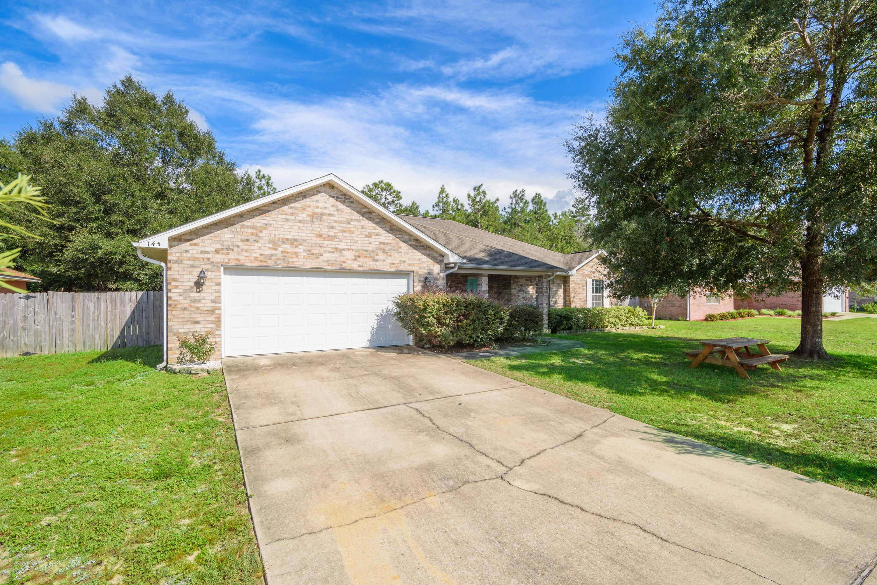 Photo of home for sale at 145 Conquest, Crestview FL
