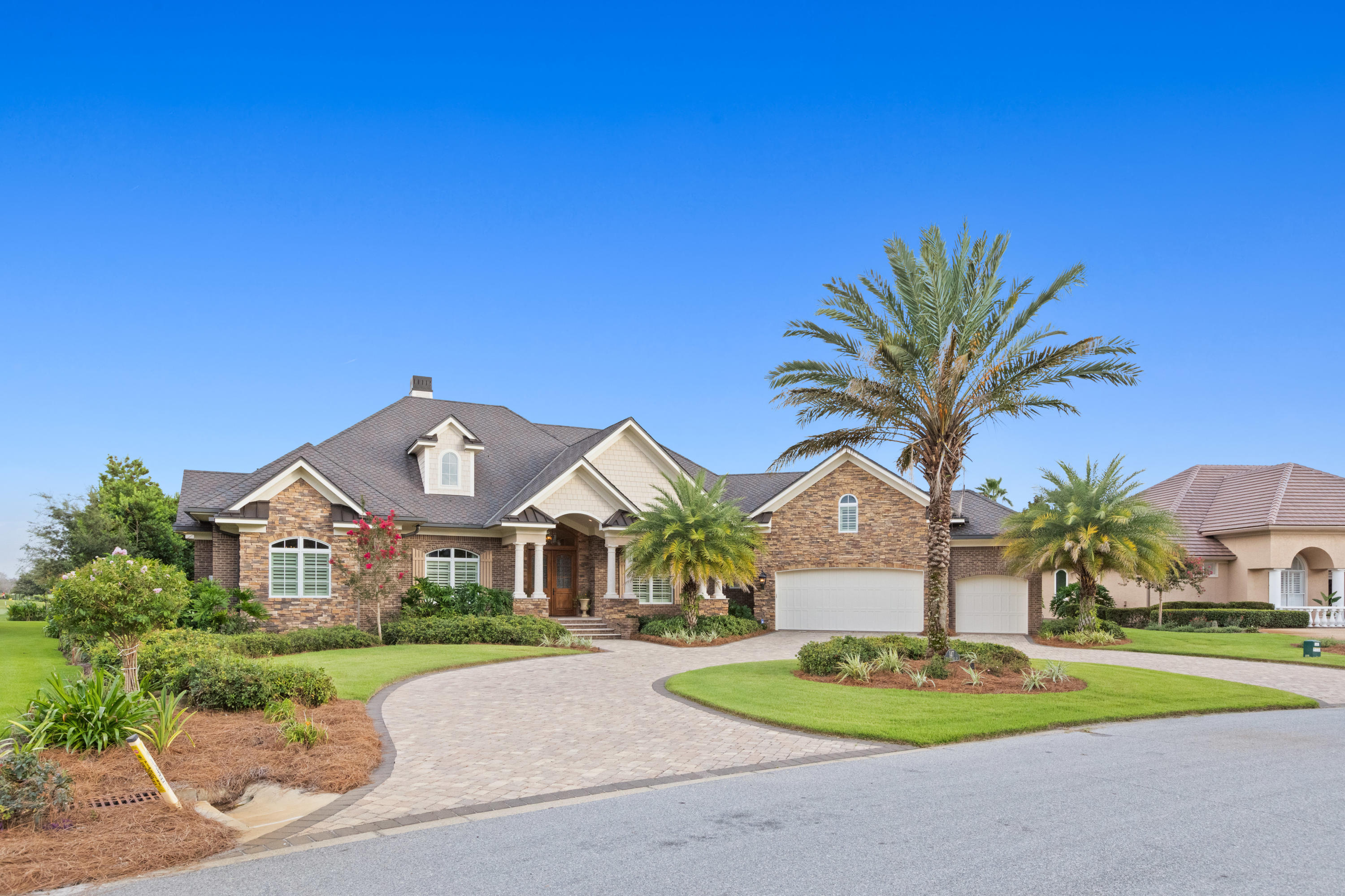 Photo of home for sale at 147 Legend Lakes, Panama City Beach FL