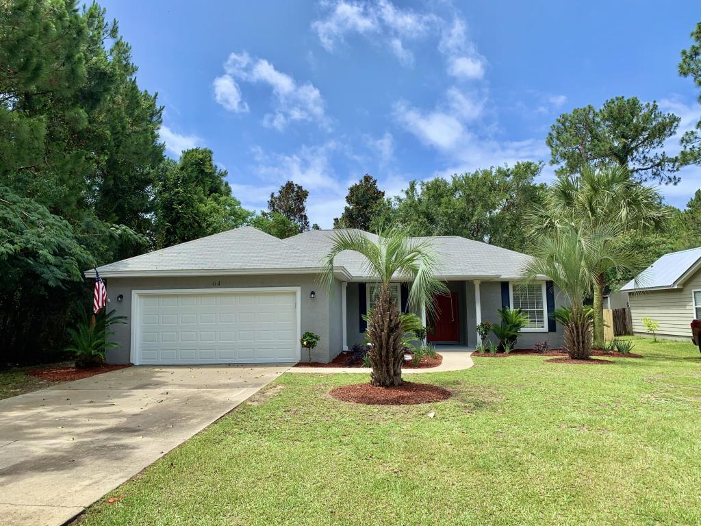 Photo of home for sale at 64 Whispering Pines, Santa Rosa Beach FL