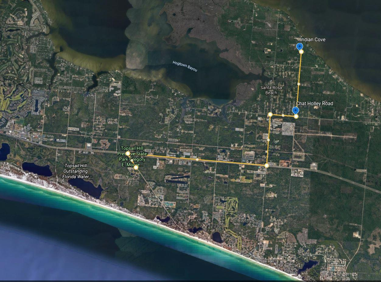 Photo of home for sale at 72 American, Santa Rosa Beach FL