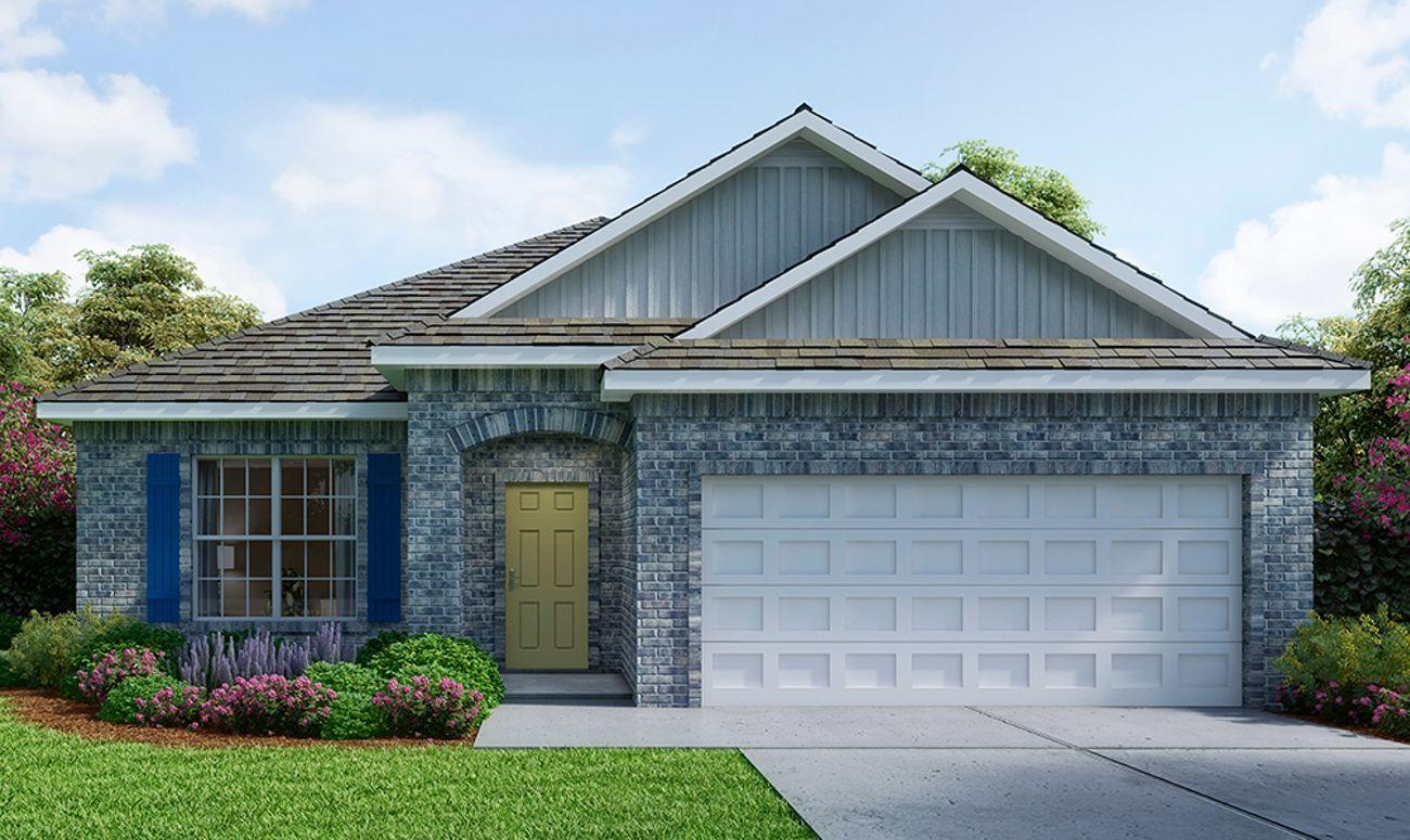 Photo of home for sale at LOT 69 Quiet, Freeport FL